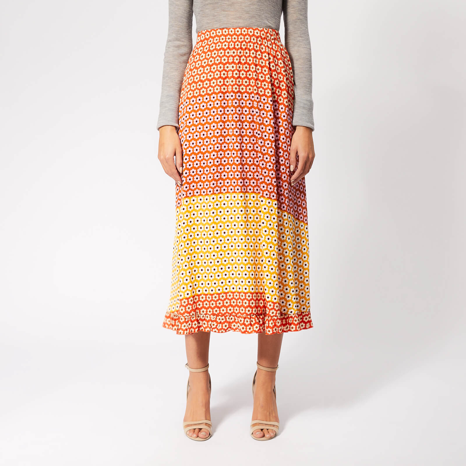 Stine Goya Women s Trudy Skirt - Daisy - Free UK Delivery over £50 2822aa599