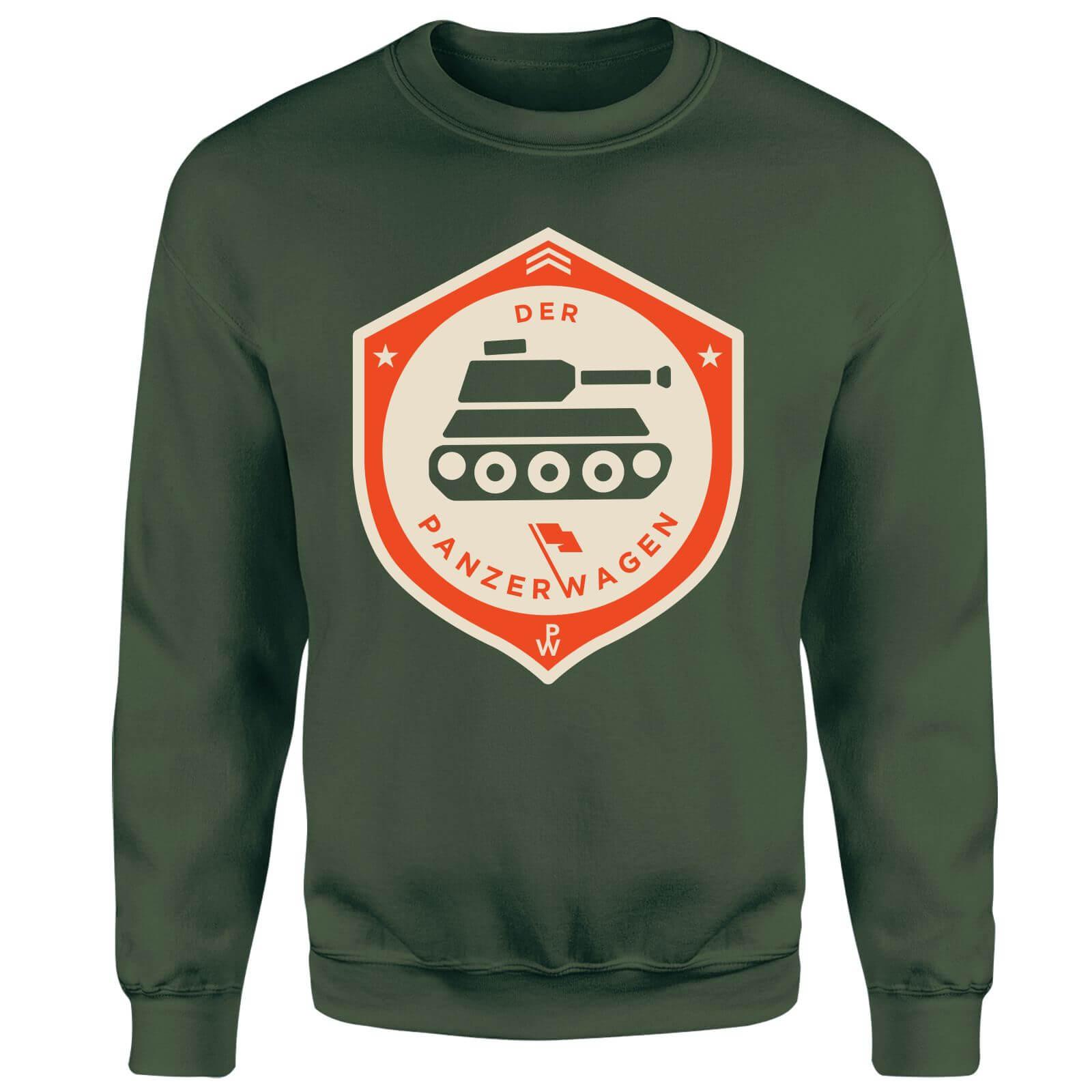 Der Panzerwagen Sweatshirt