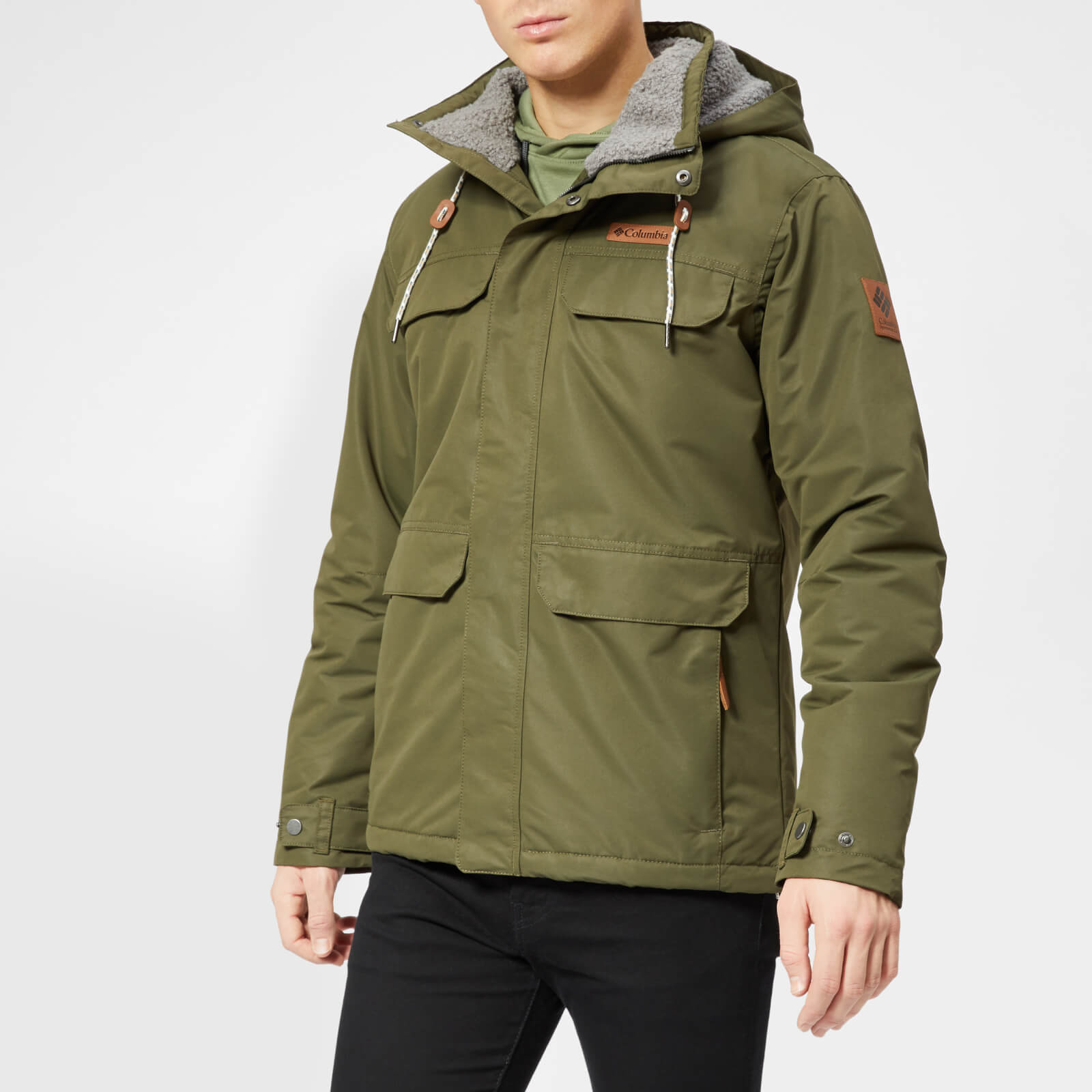 columbia south canyon jacke
