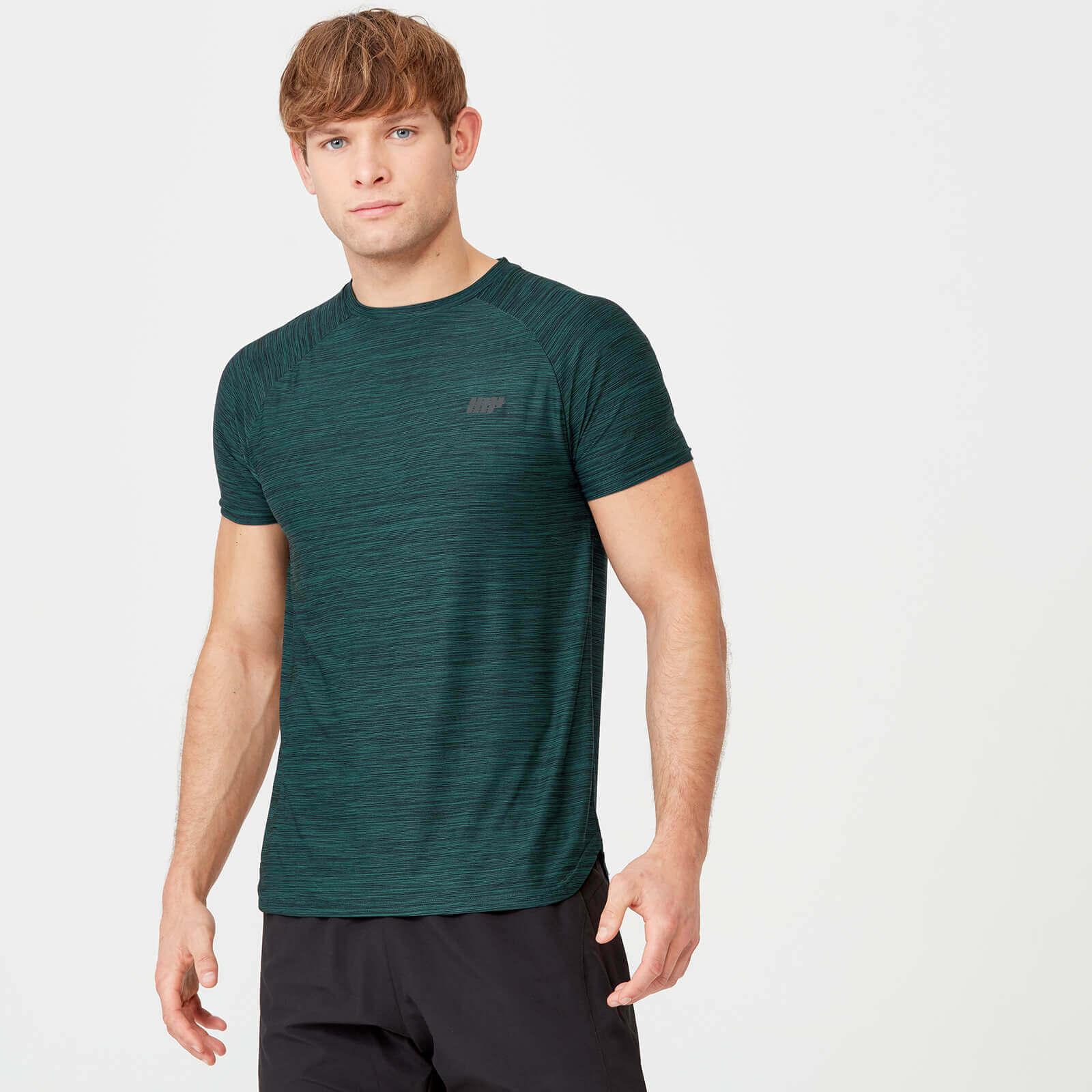 9ee7d1dda Dry-Tech Infinity T-Shirt - Dark Green Marl