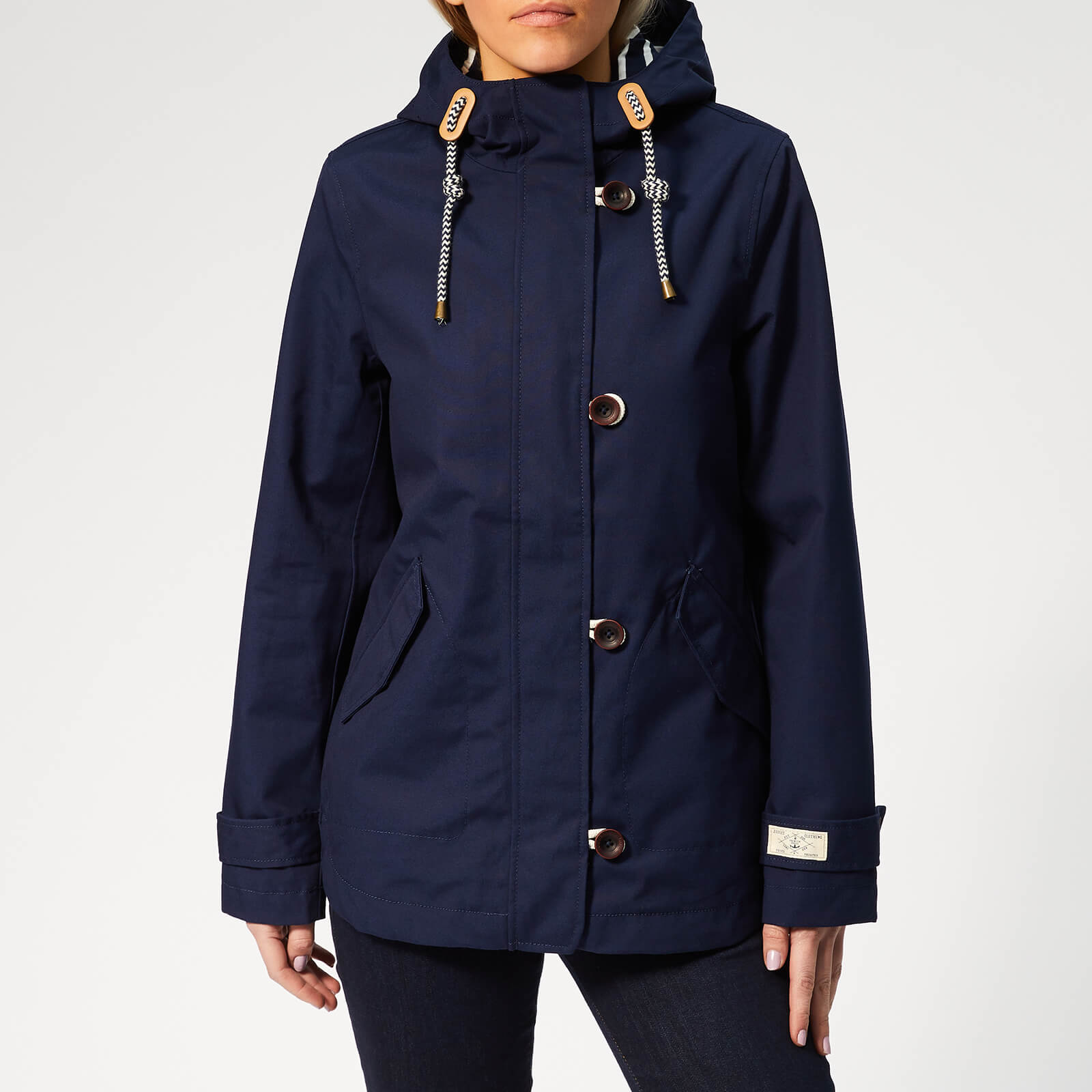 Joules Waterproof Jacket in FRENCH NAVY