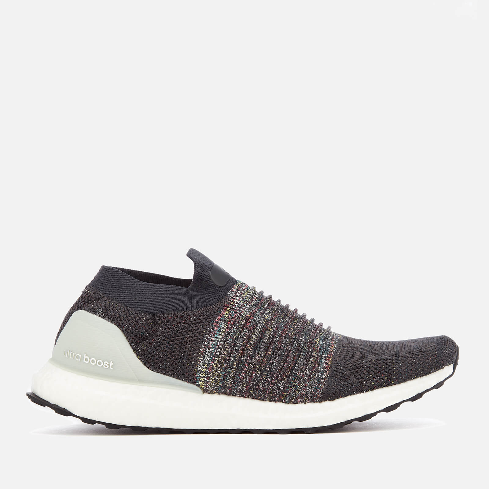 bf1170fdbcddc adidas Men s Ultraboost Laceless Trainers - Carbon