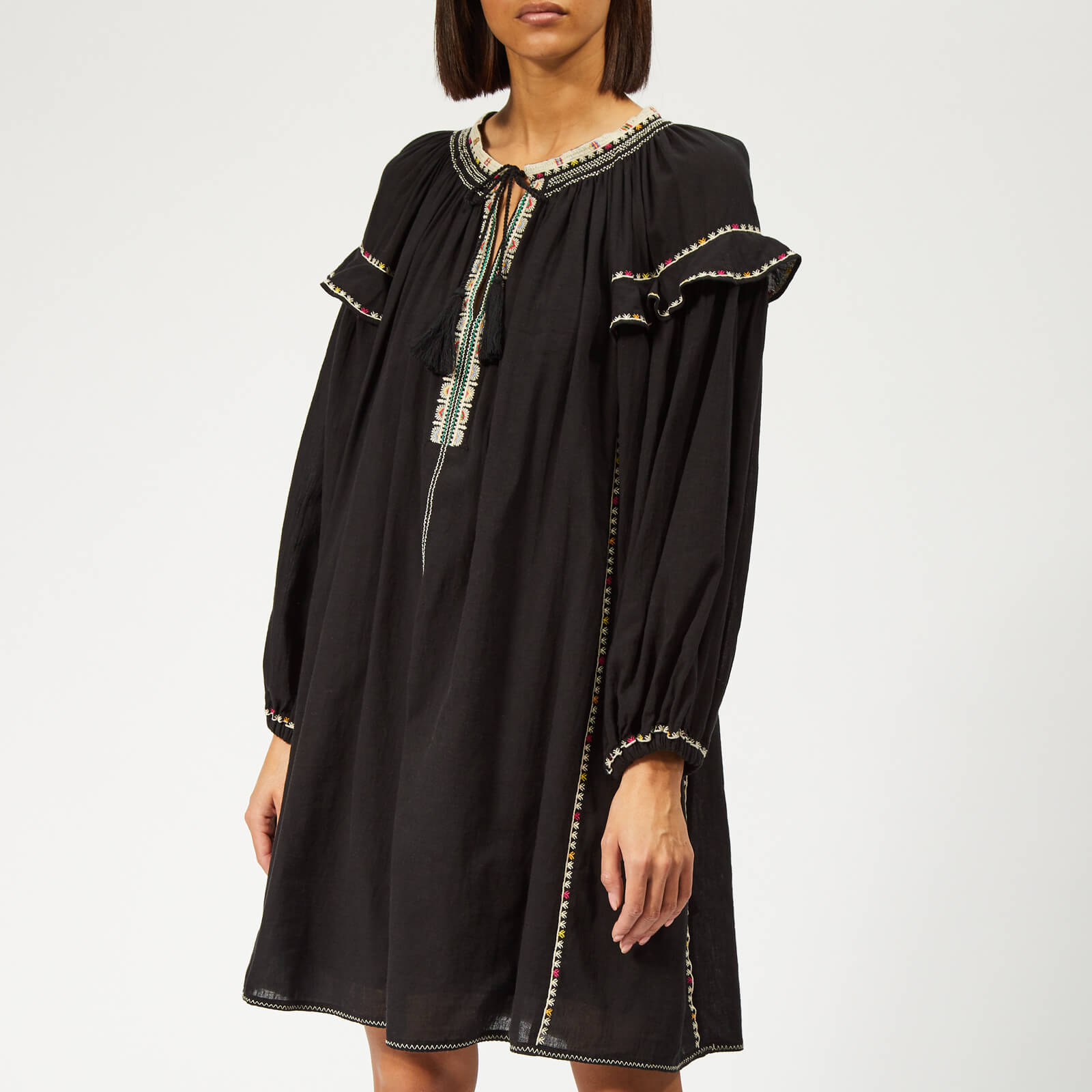 Isabel Marant étoile Womens Ralya Dress Black