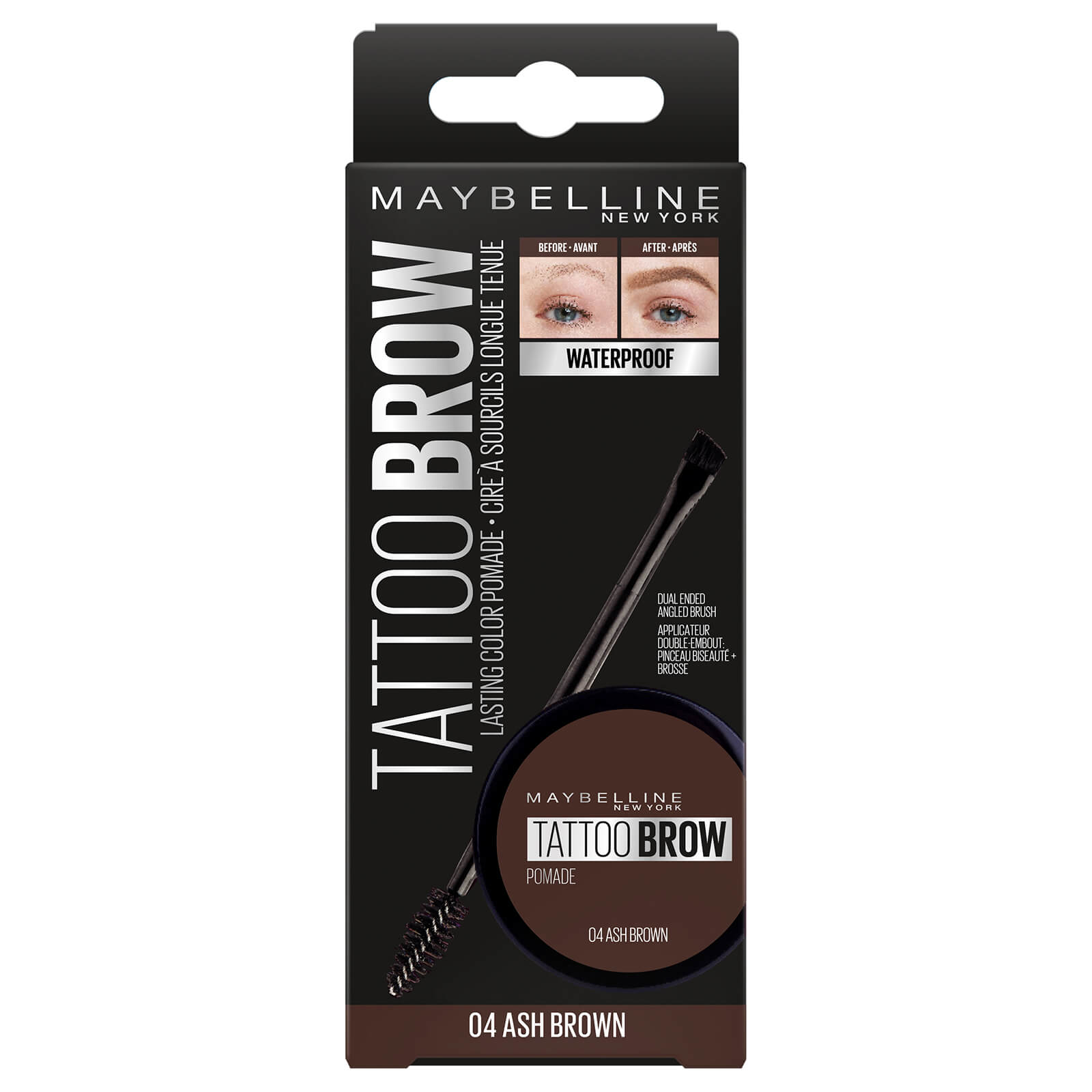 Maybelline Tattoo Brow Tint Pomade (Various Shades) | Free Shipping ...