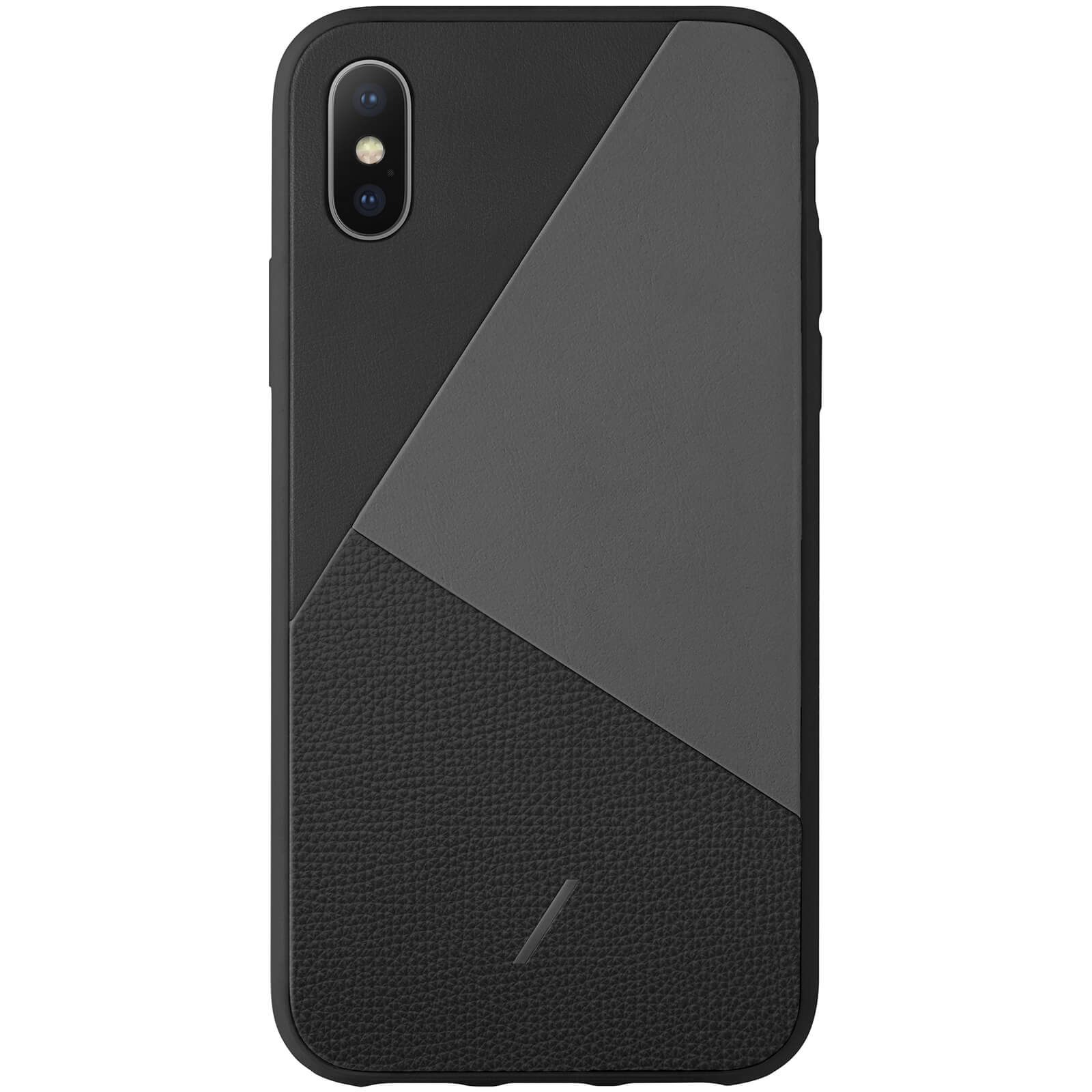 the latest 70c8d fed24 Native Union Clic Marquetry iPhone Xs Case - Black