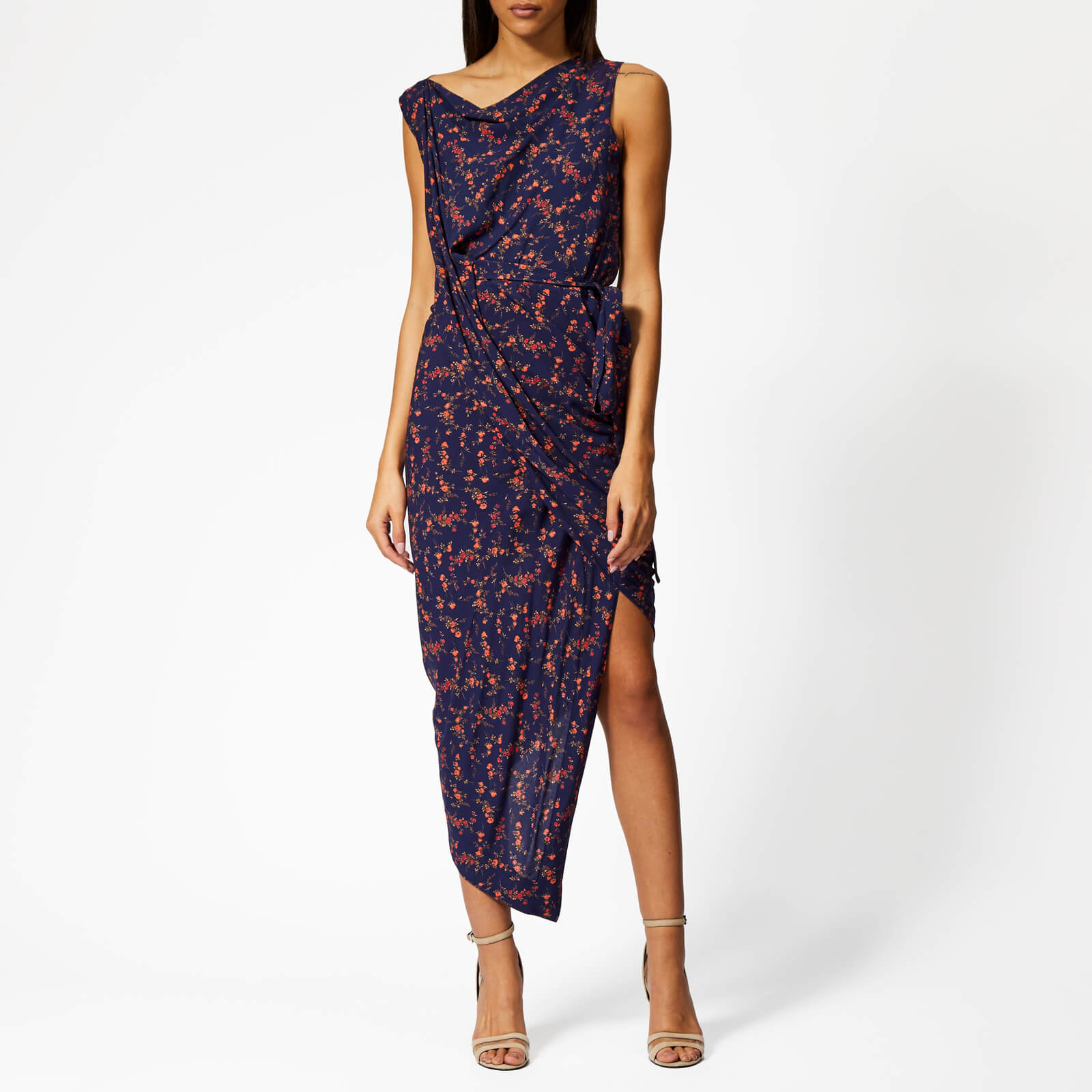 Vivienne Westwood Anglomania Women s Vian Dress - Multi - Free UK Delivery  over £50 4c69eeaf6