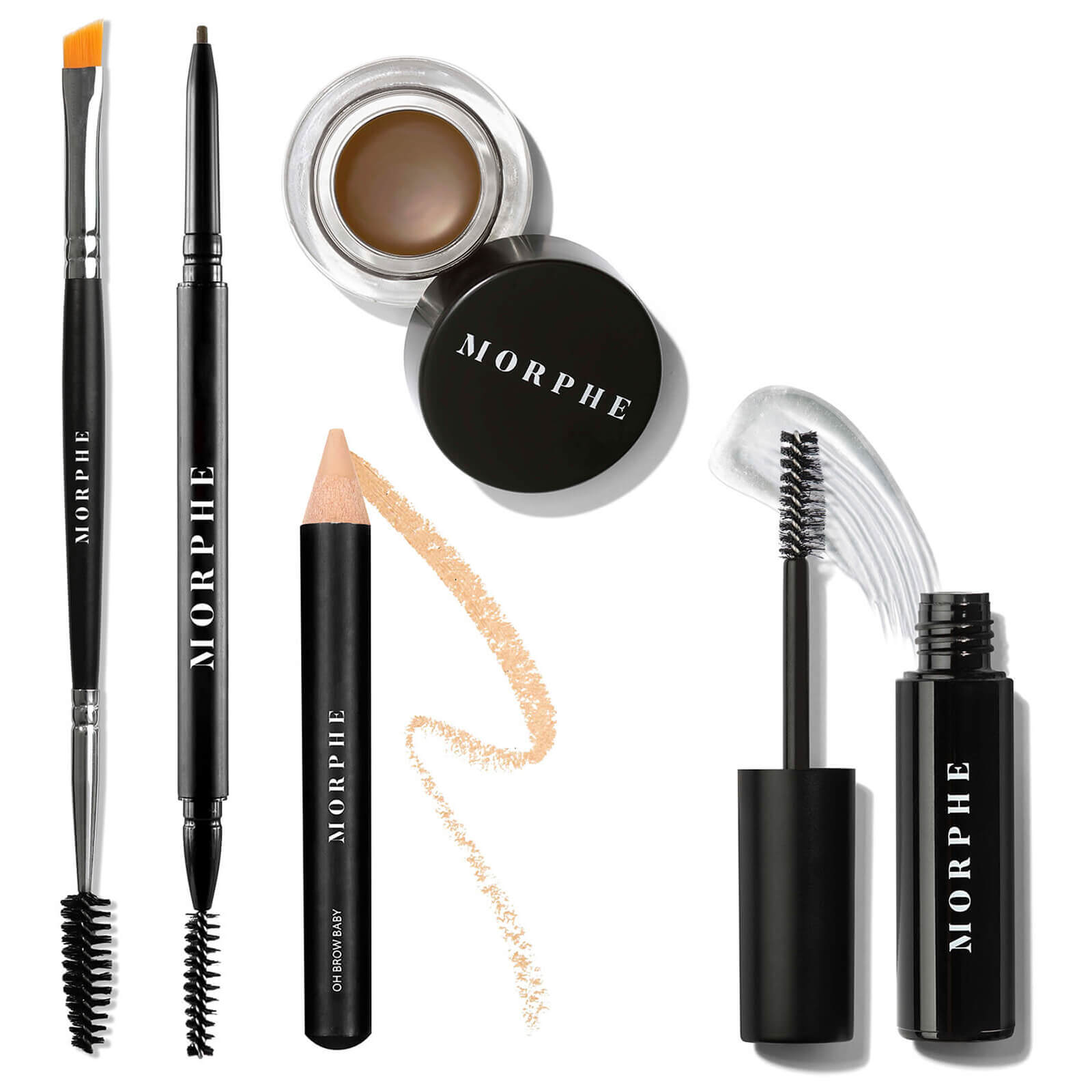 Morphe Arch Obsessions Brow Kit Worth 3250 Various Shades