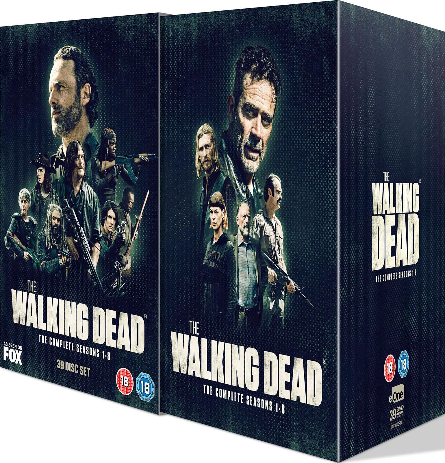 The Walking Dead Season 1 8