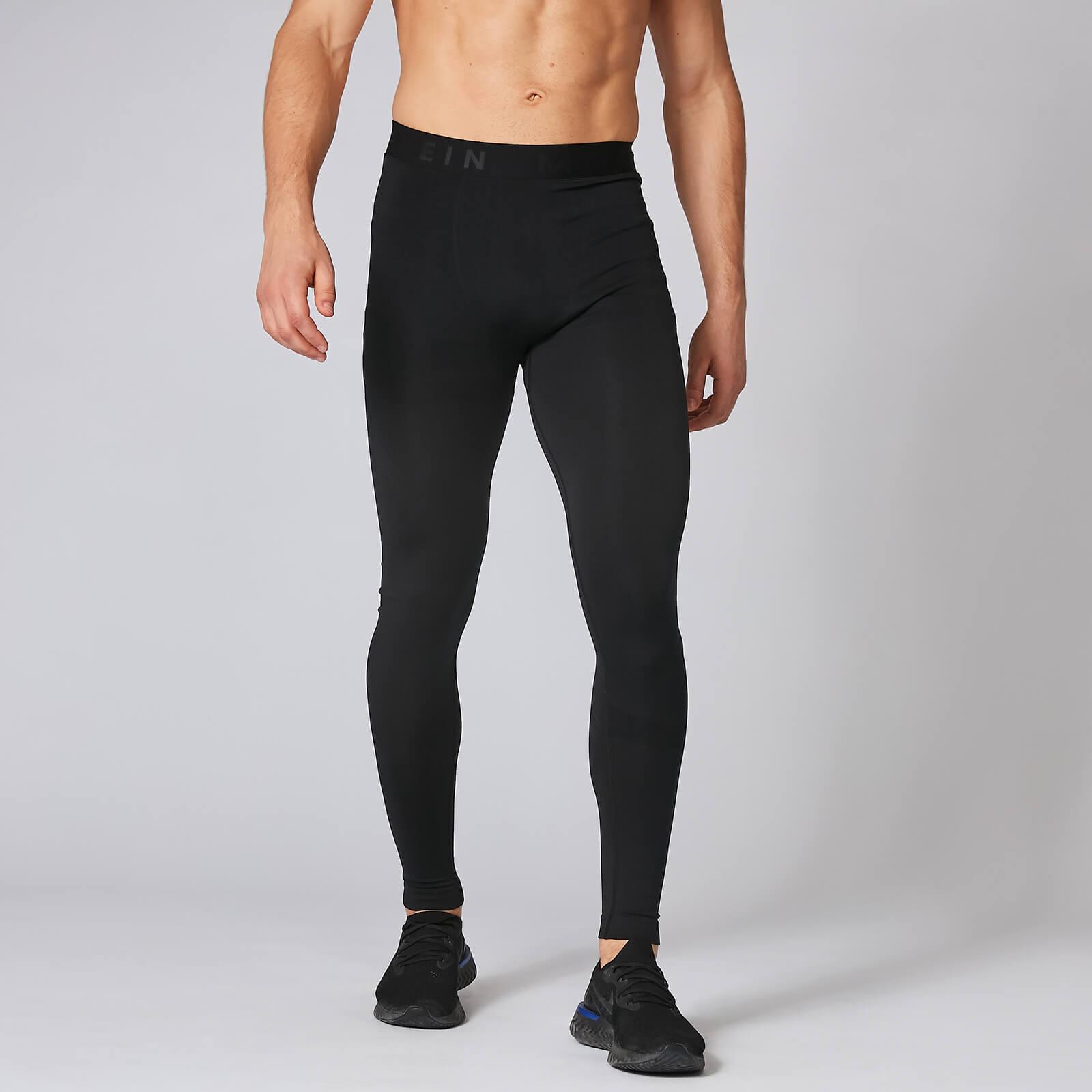 Elite Seamless Leggings nadrág Fekete