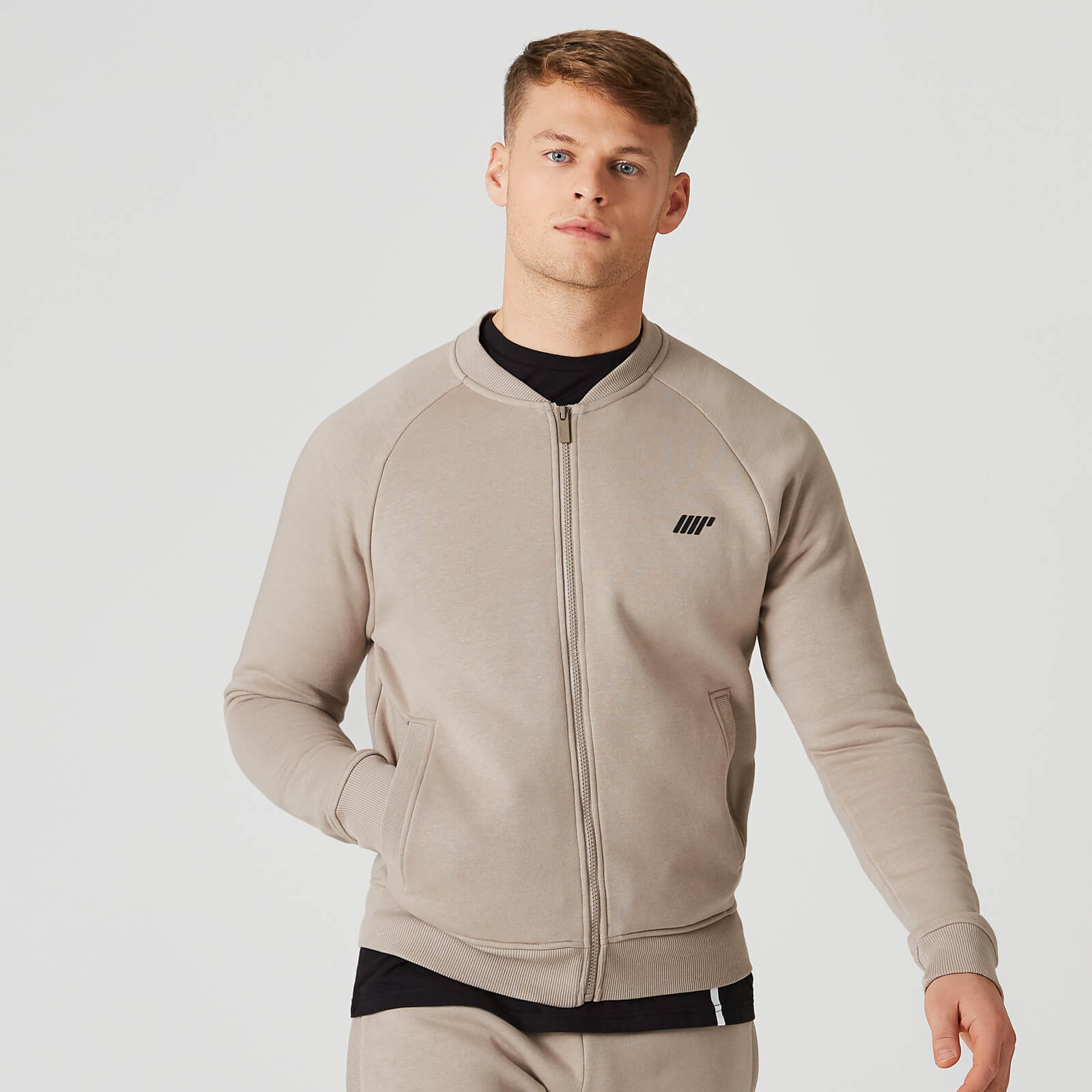 c7ae4175ecd Tru-Fit Bomber 2.0 - Taupe