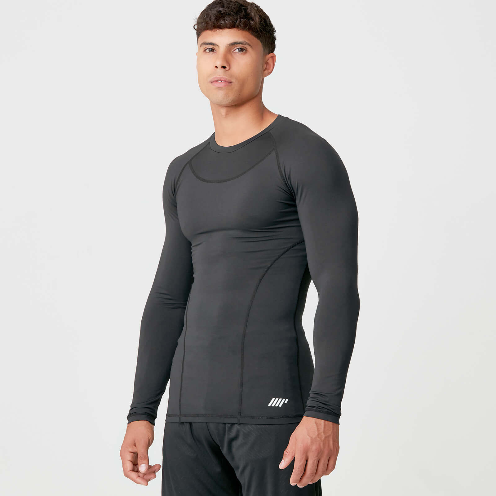 f50ab977d6 Charge Compression Long Sleeve Top - Black