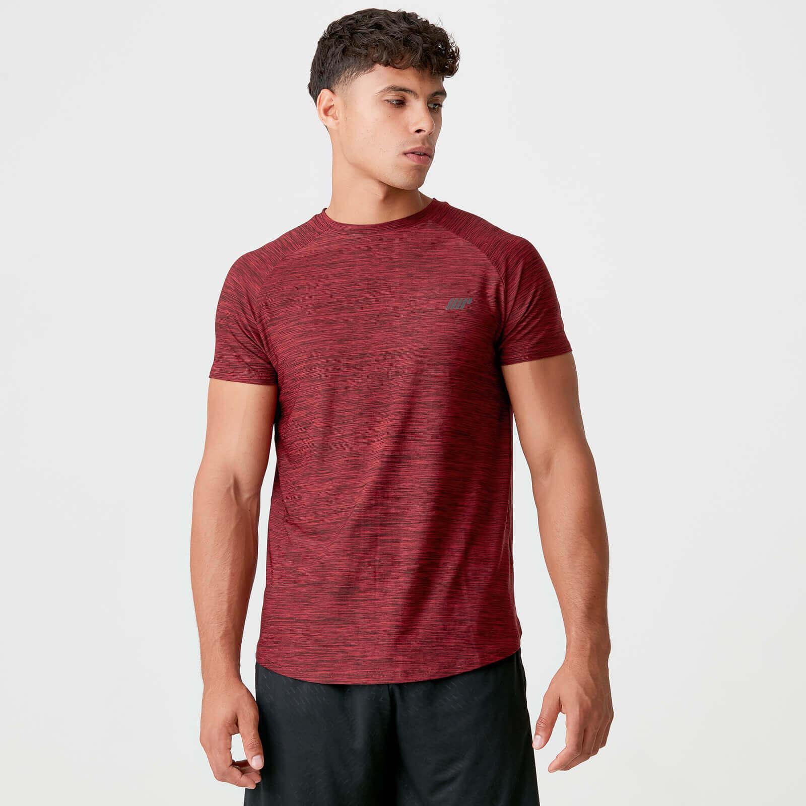 5e8a05dd1 Dry-Tech Infinity T-Shirt - Red Marl