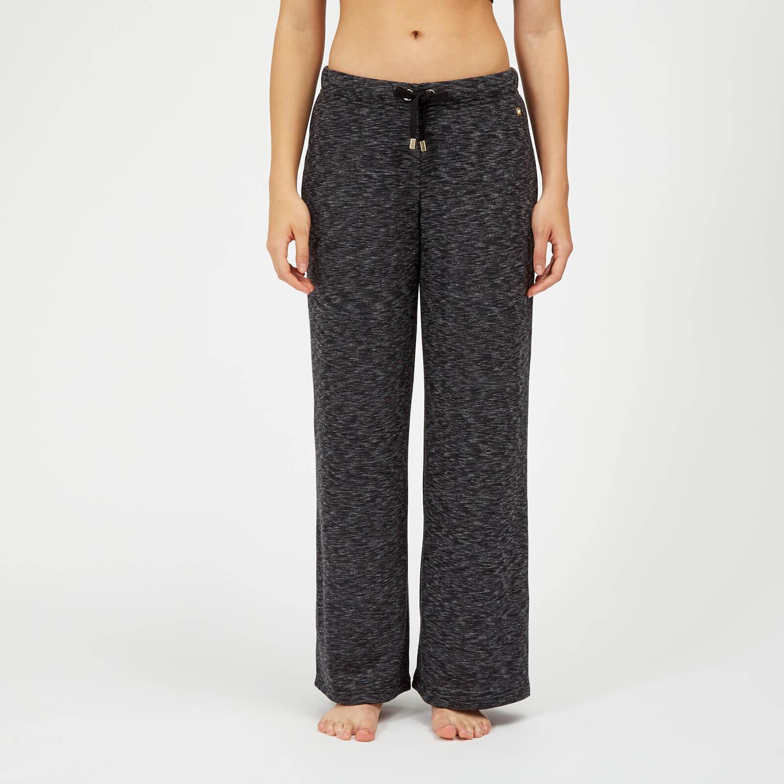 Lounge Luxe Pantaloni I Boyfriend Nero Jogging Da Acquista qX8IB