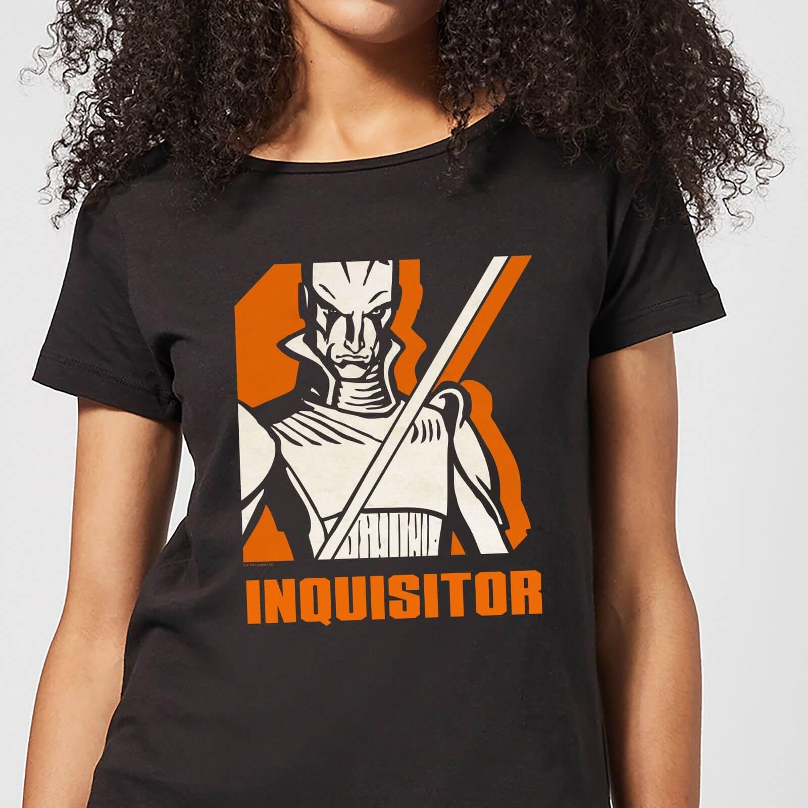 Star Wars Rebels Inquisitor Women's T-Shirt - Black