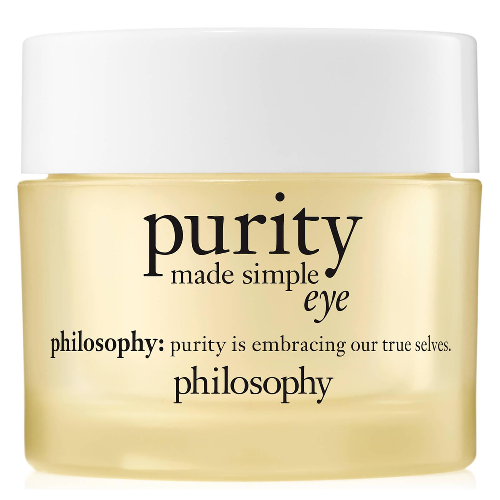 philosophy Purity Eye Gel 15ml