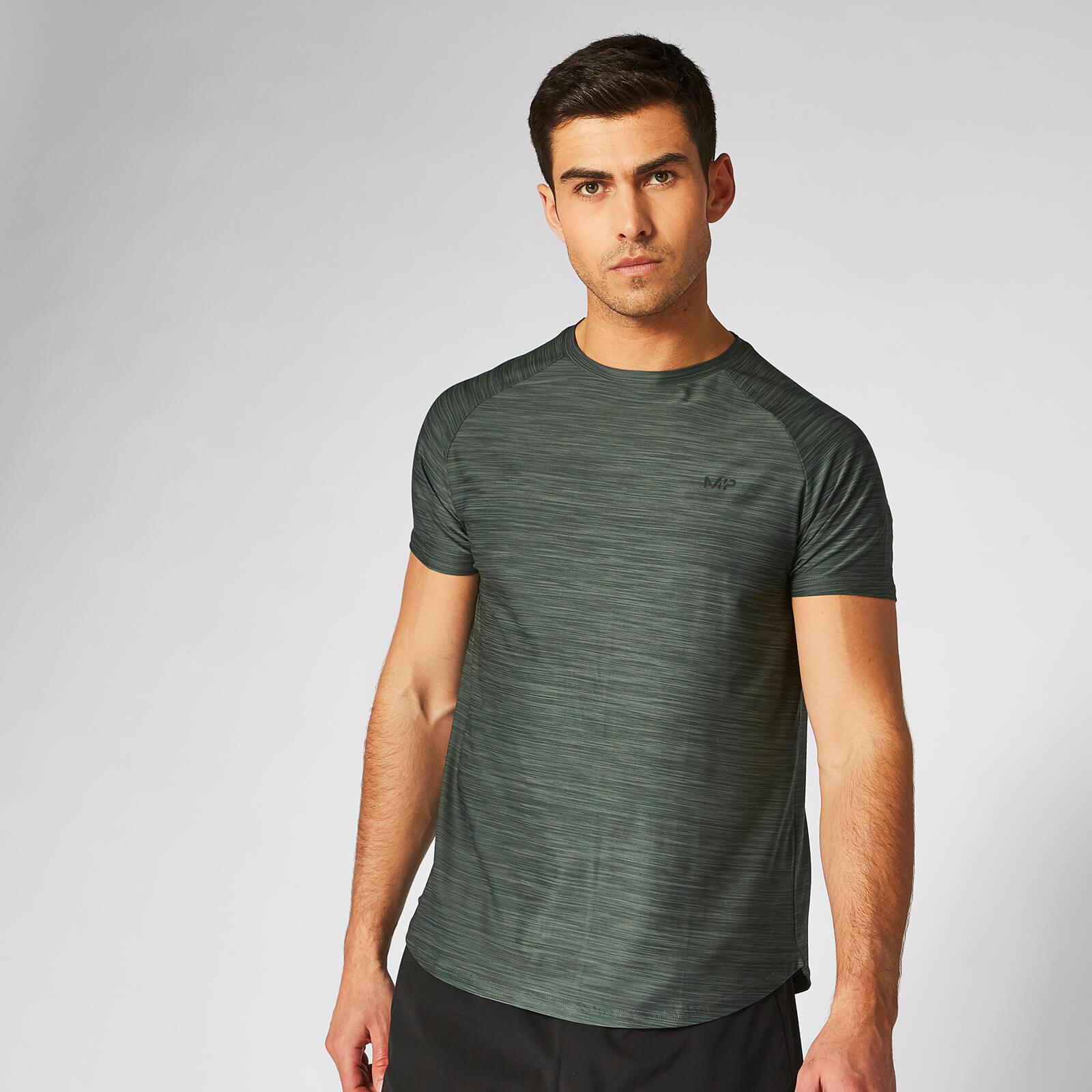 a406841af Dry-Tech Infinity T-Shirt - Pine Marl