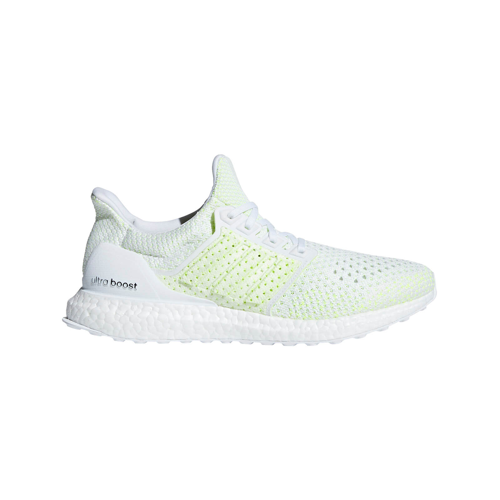 fd00754a1fa adidas Men s Ultraboost Clima Running Shoes - White Green ...