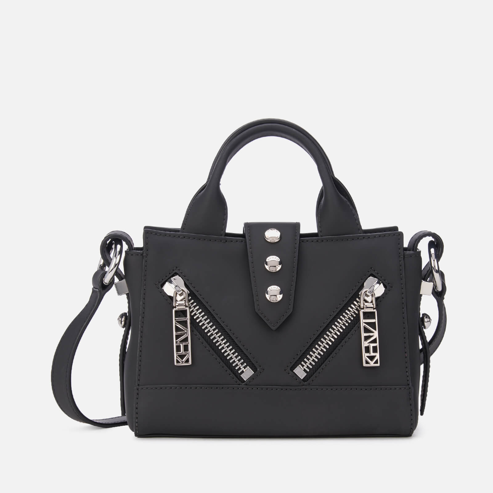 a08aa56b553 KENZO Women's Kalifornia Tiny Shoulder Bag - Black - Free UK Delivery over £ 50