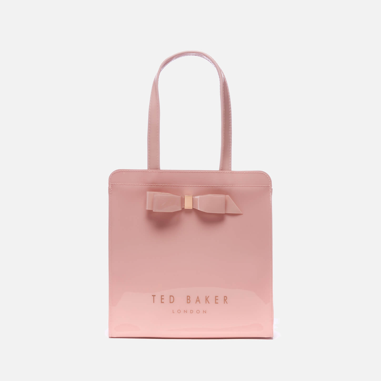 6a8f2428ca69 Ted Baker Women s Arycon Bow Detail Small Icon Bag - Light Pink Clothing
