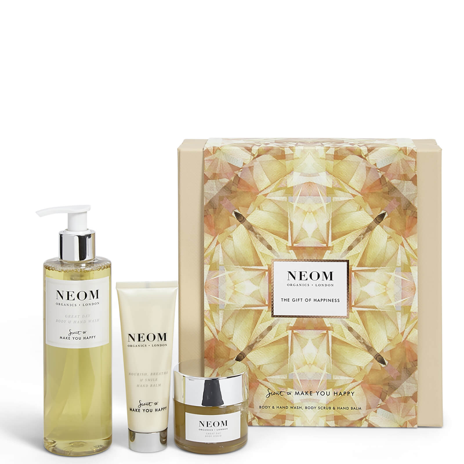 d2a654cf6e90ac NEOM The Gift of Happiness Set (Worth £43.00)   Free Shipping ...