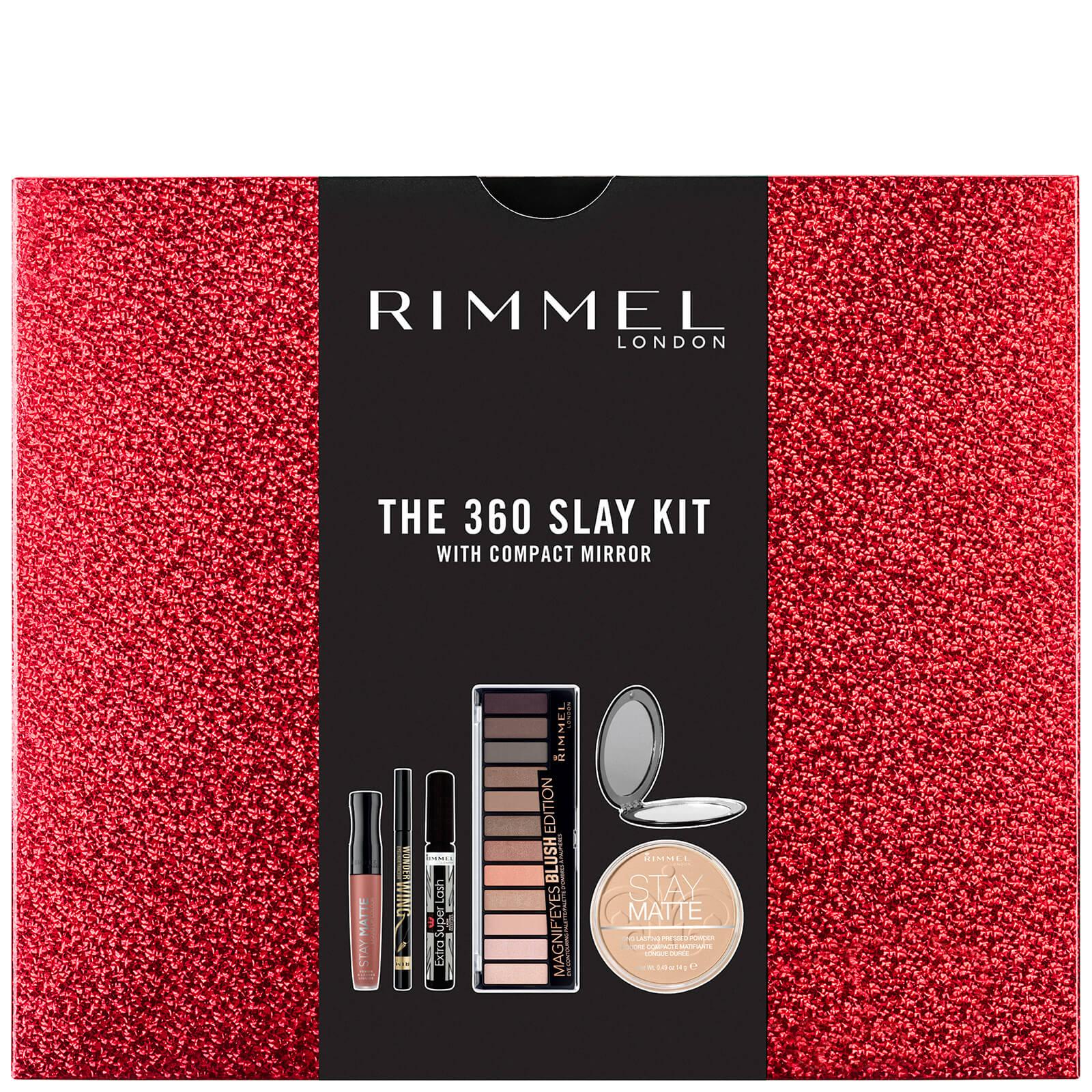 bbf184925fc Rimmel 360 Slay Kit Gift Set - Stay Matte Powder, Stay Matte LL ...