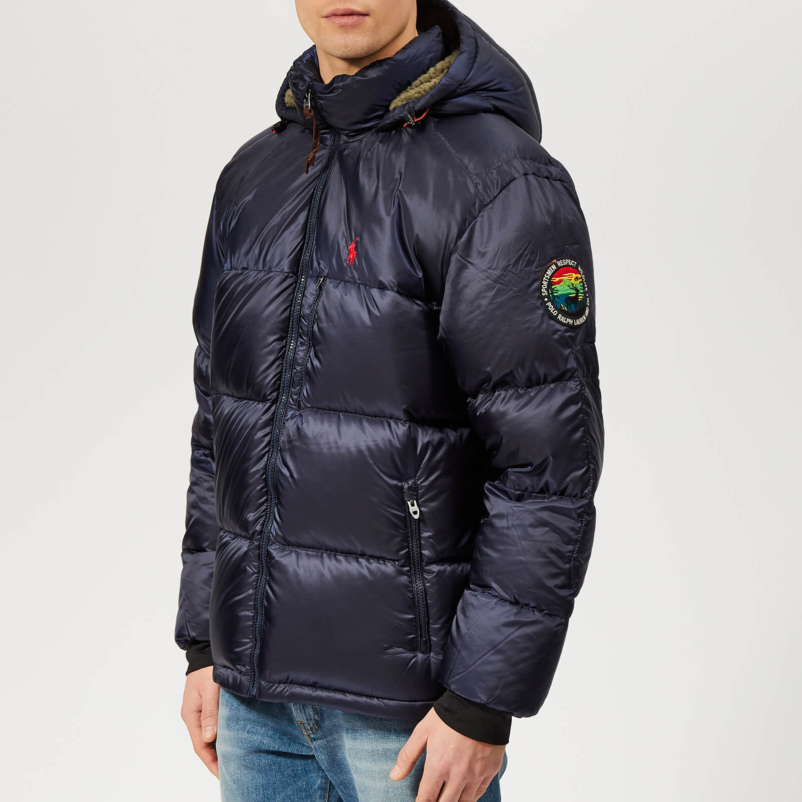 choose clearance superior performance online store Polo Ralph Lauren Men's Jackson Down Jacket - Newport Navy