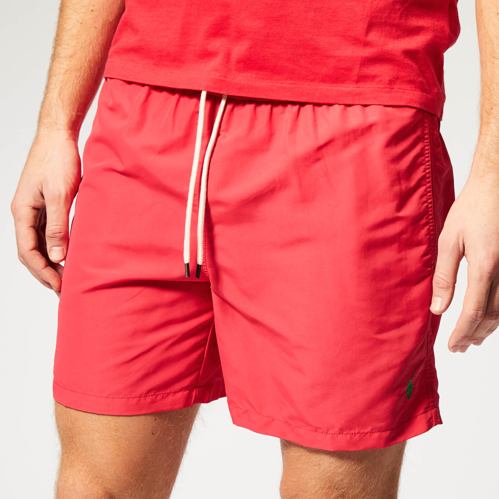 18e3a50b0e Polo Ralph Lauren Men's Traveller Swim Shorts - Cactus Flower - Free UK  Delivery over £50