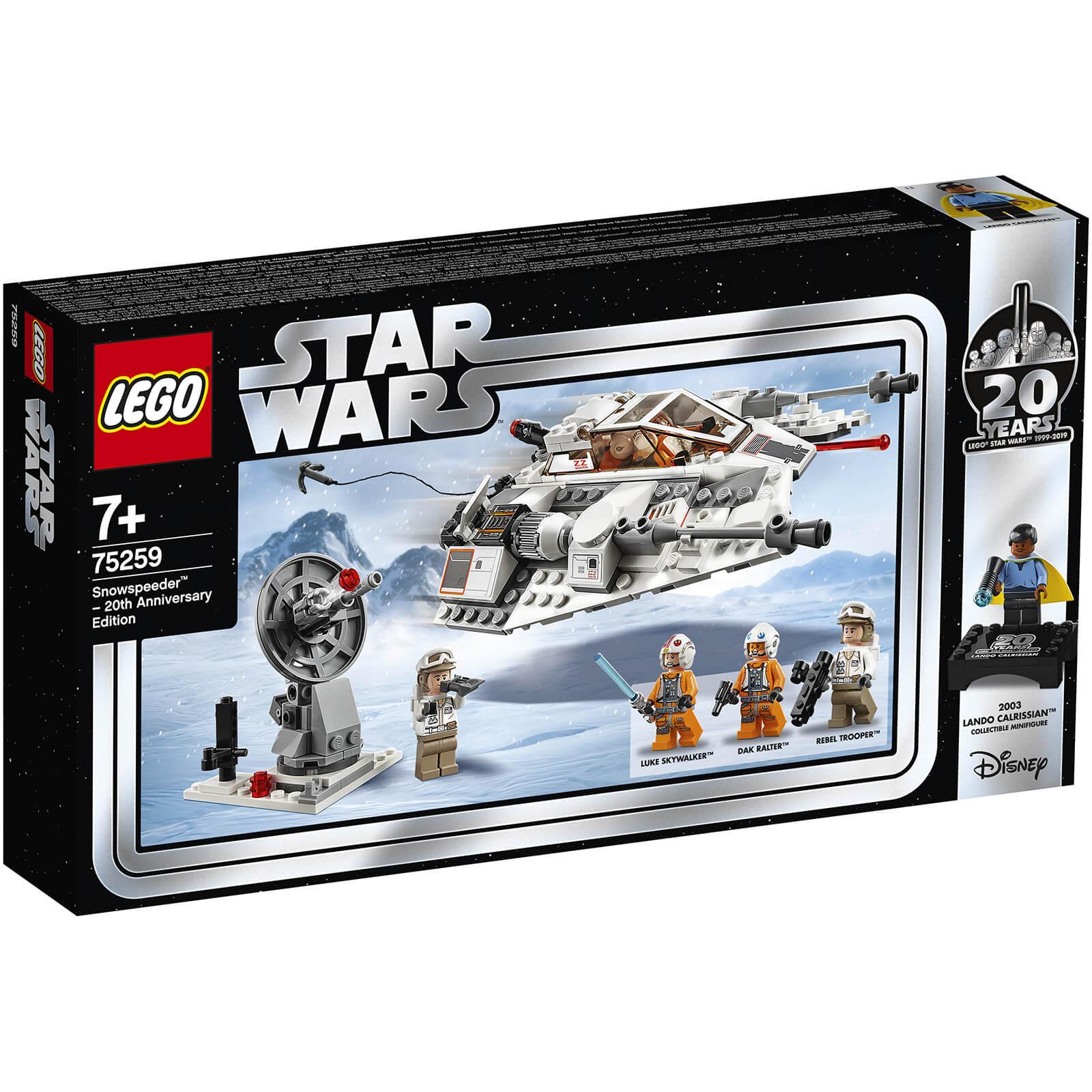 LEGO Star Wars Classic: Snowspeeder™ – 20 Jahre LEGO Star Wars 75259