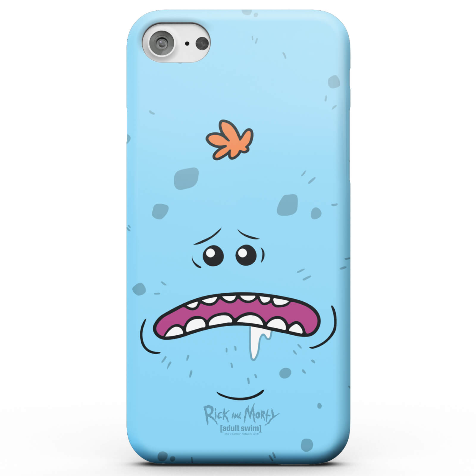 premium selection 93da8 a502e Rick and Morty Mr Meeseeks Phone Case for iPhone and Android