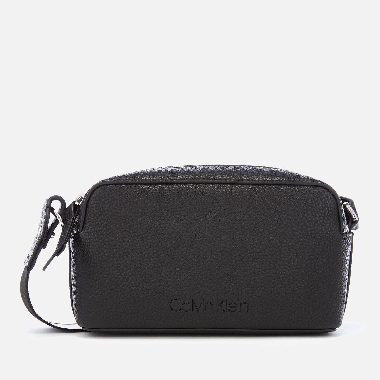 c0ef3d88bcd98c Calvin Klein Women's Race Cross Body Bag - Black