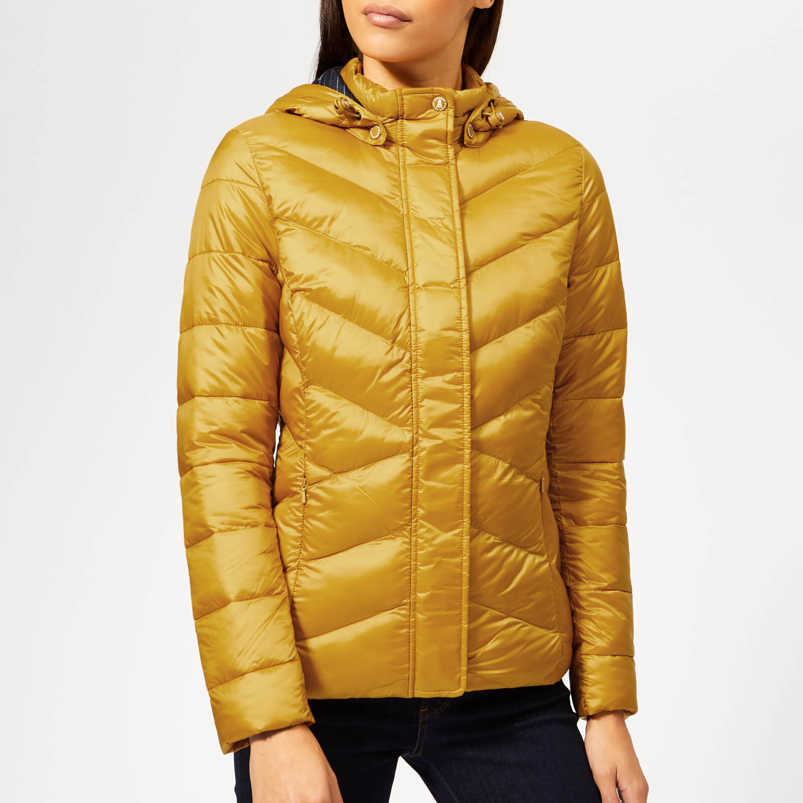barbour seaward quilted jacket
