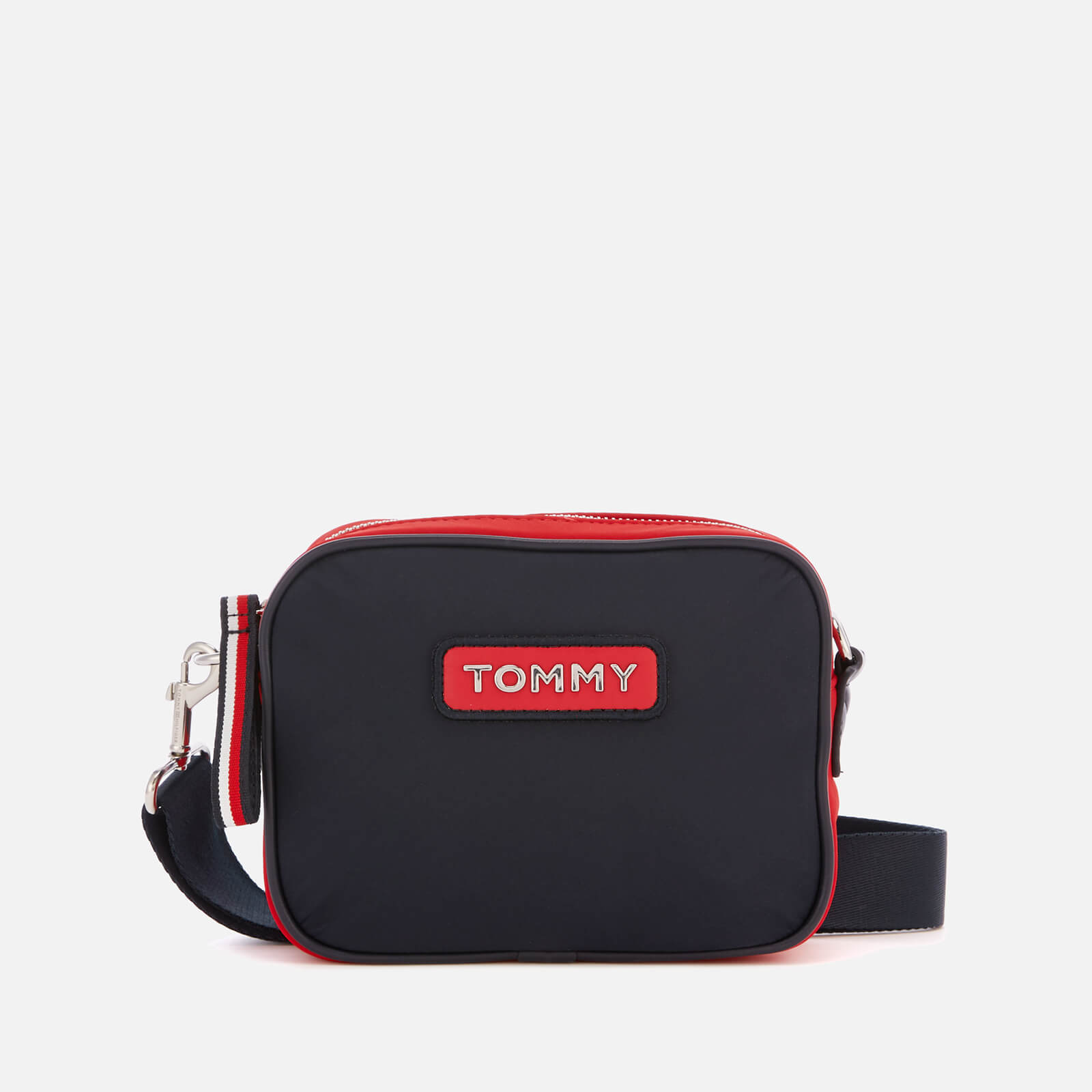 d8382249a5ea Tommy Hilfiger Women's Varsity Nylon Crossover Bag - Corporate Womens  Accessories | TheHut.com