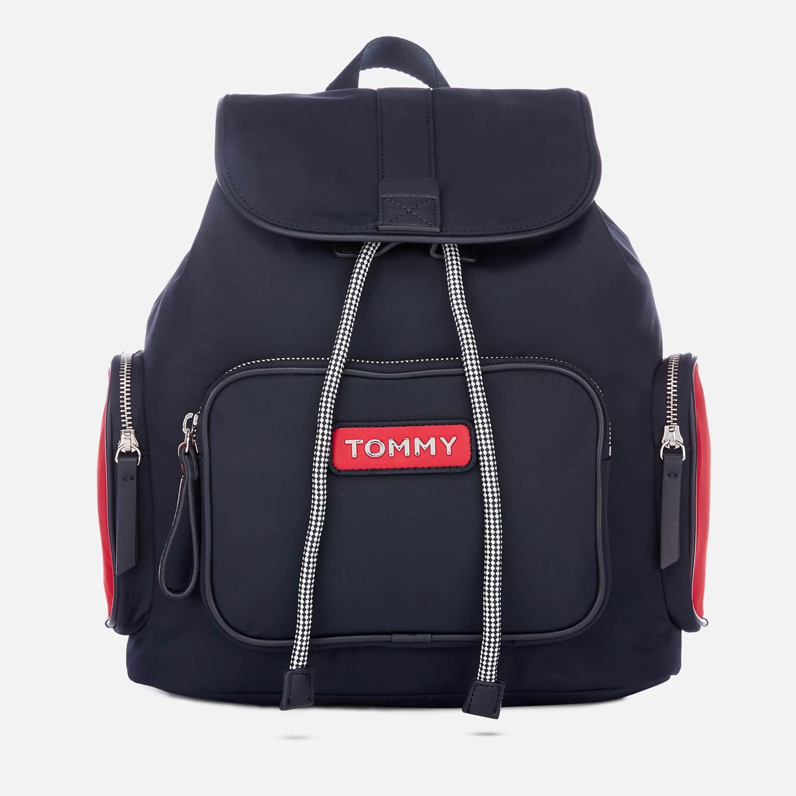 840f50913 Tommy Hilfiger Women's Varsity Nylon Backpack - Corporate Womens  Accessories | TheHut.com