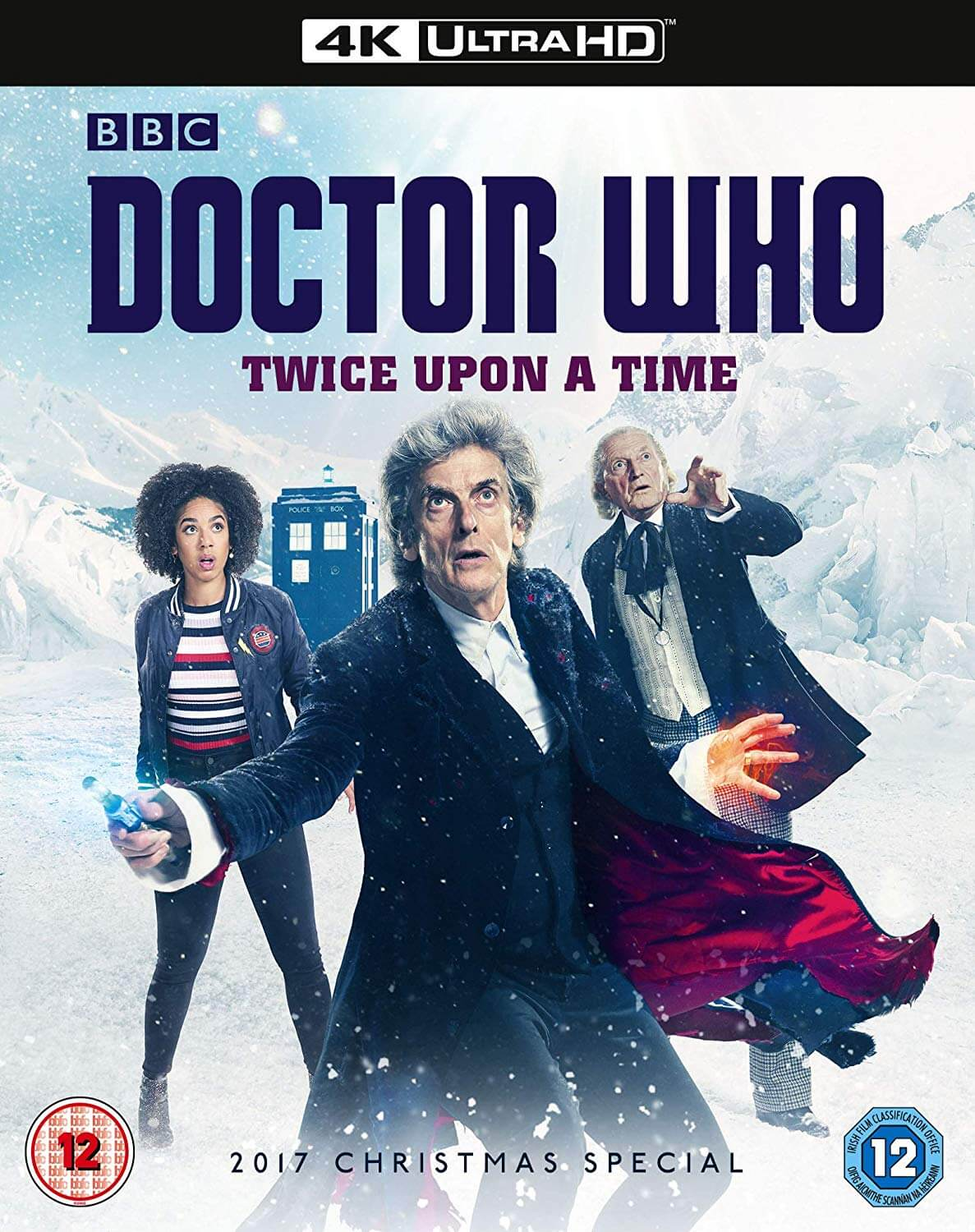Dr Who Christmas Special.Doctor Who Christmas Special 2017 Twice Upon A Time 4k Ultra Hd