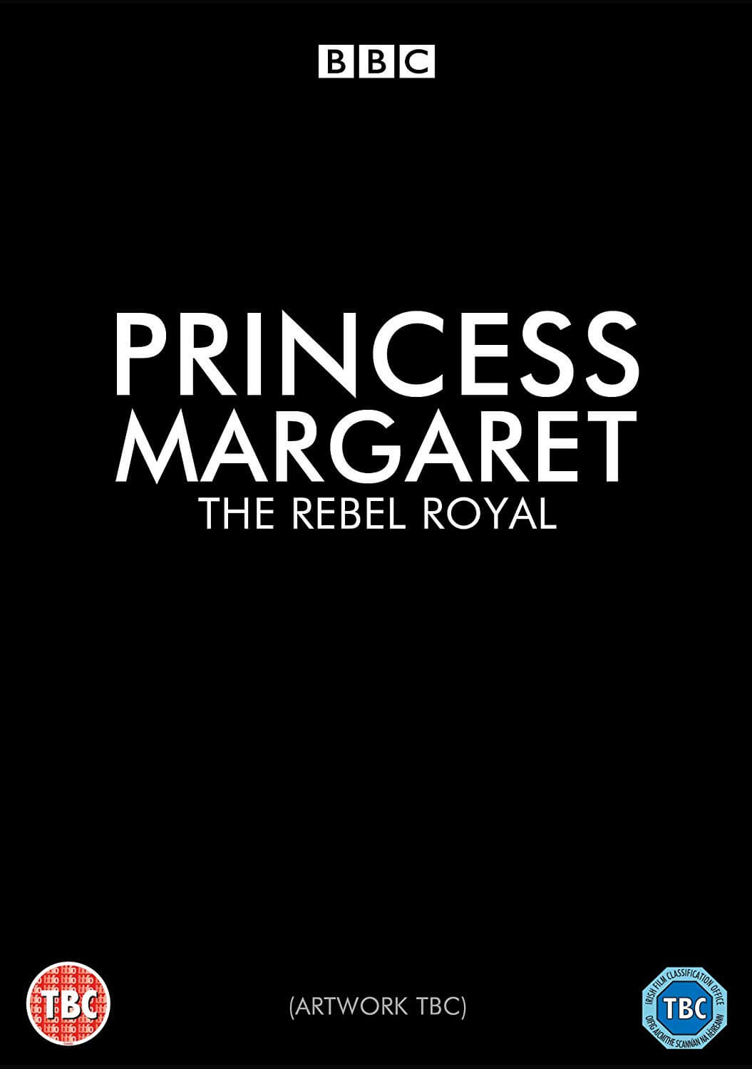 Princess Margaret The Rebel Royal Dvd Zavvi