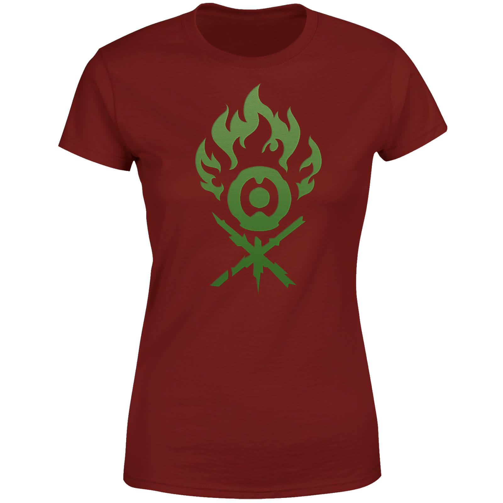Gathering The Granate Camiseta Mujer Magic Gruul qMpGSUVz