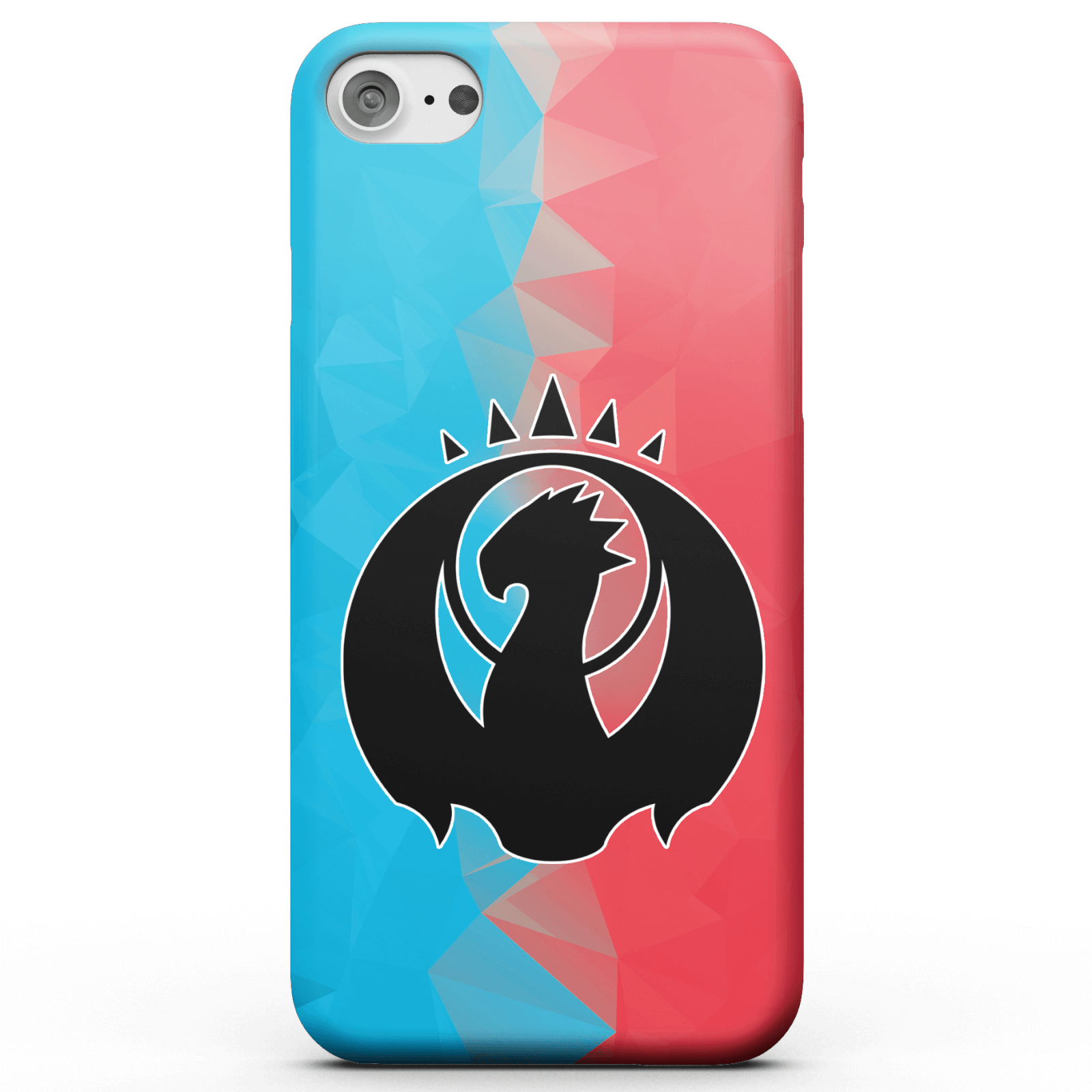 low priced 739aa 6fdee Magic The Gathering Izzet Fractal Phone Case for iPhone and Android