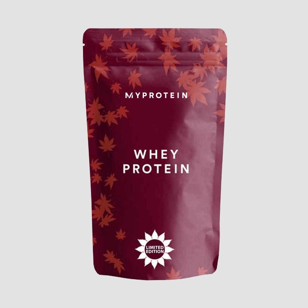 Myprotein Impact Whey Protein - Autumn
