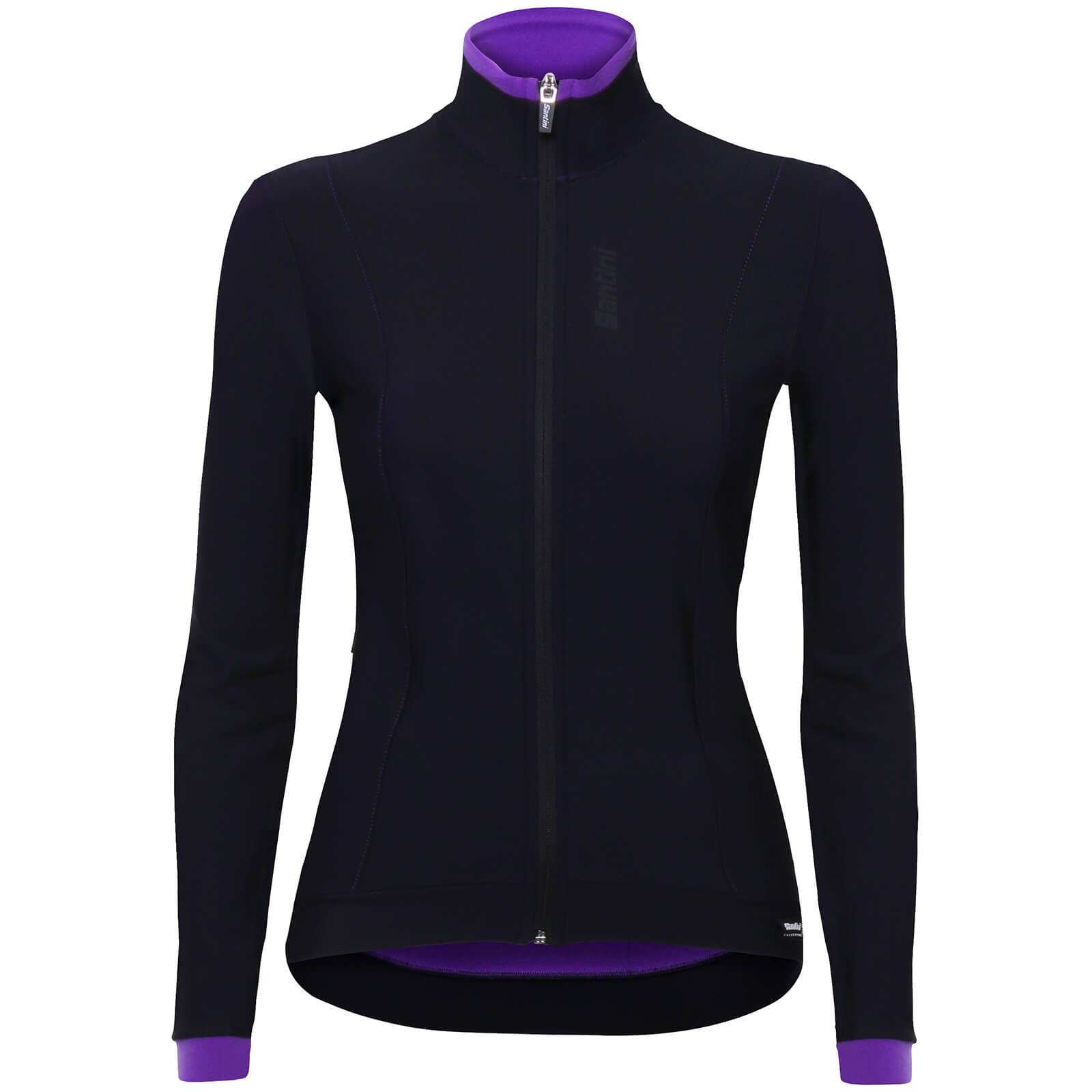 efd1e0ab8 Santini Women s Passo Long Sleeve Jersey - Violet