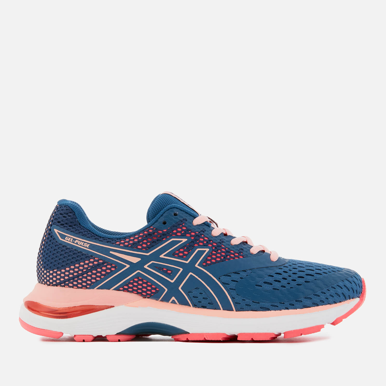 27ee91345a5 Asics Women s Running Gel Pulse 10 Trainers - Grand Shark Baked Pink Sports    Leisure