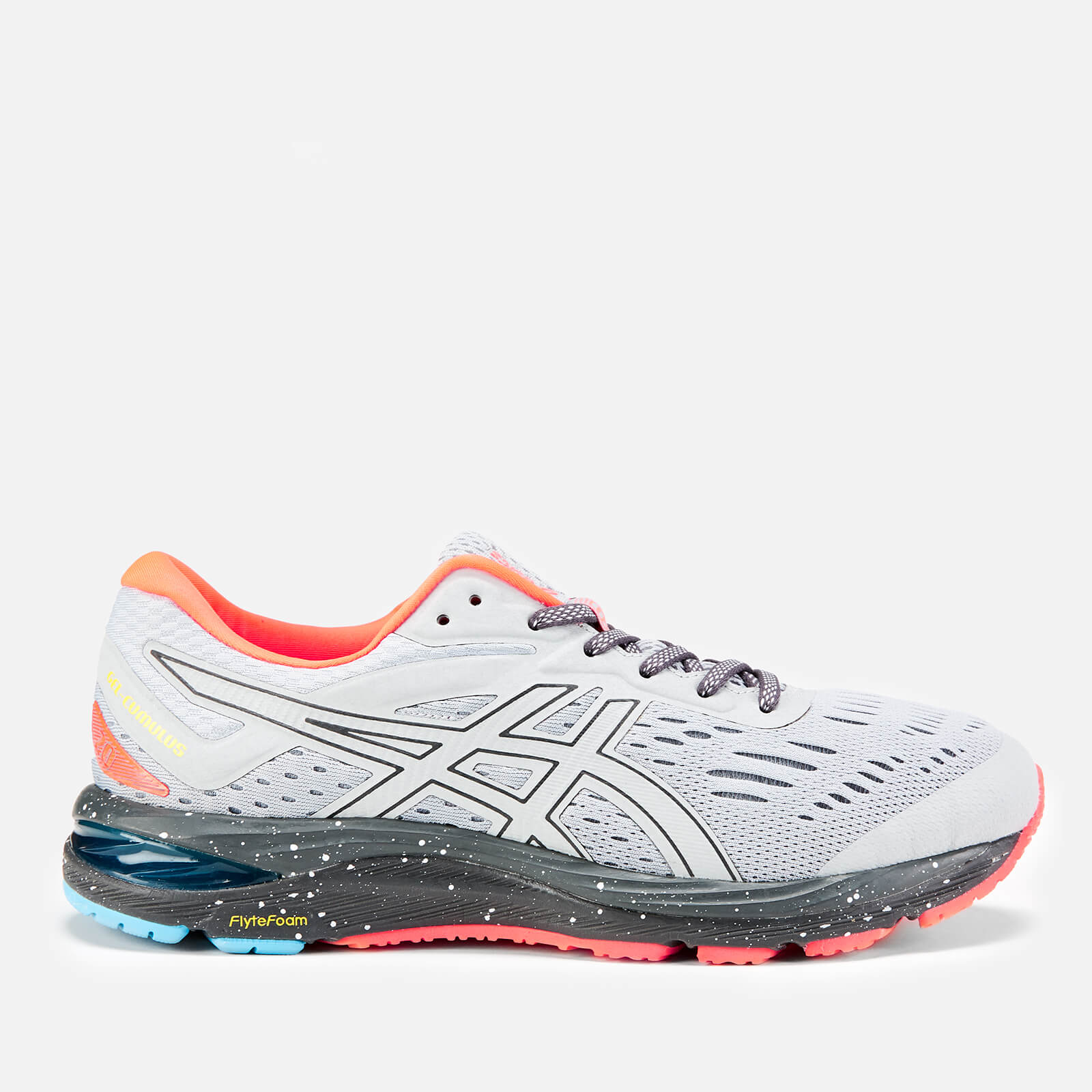 3953e8891f Asics Men's Running Gel-Cumulus 20 LE Trainers - Mid Grey/Dark Grey