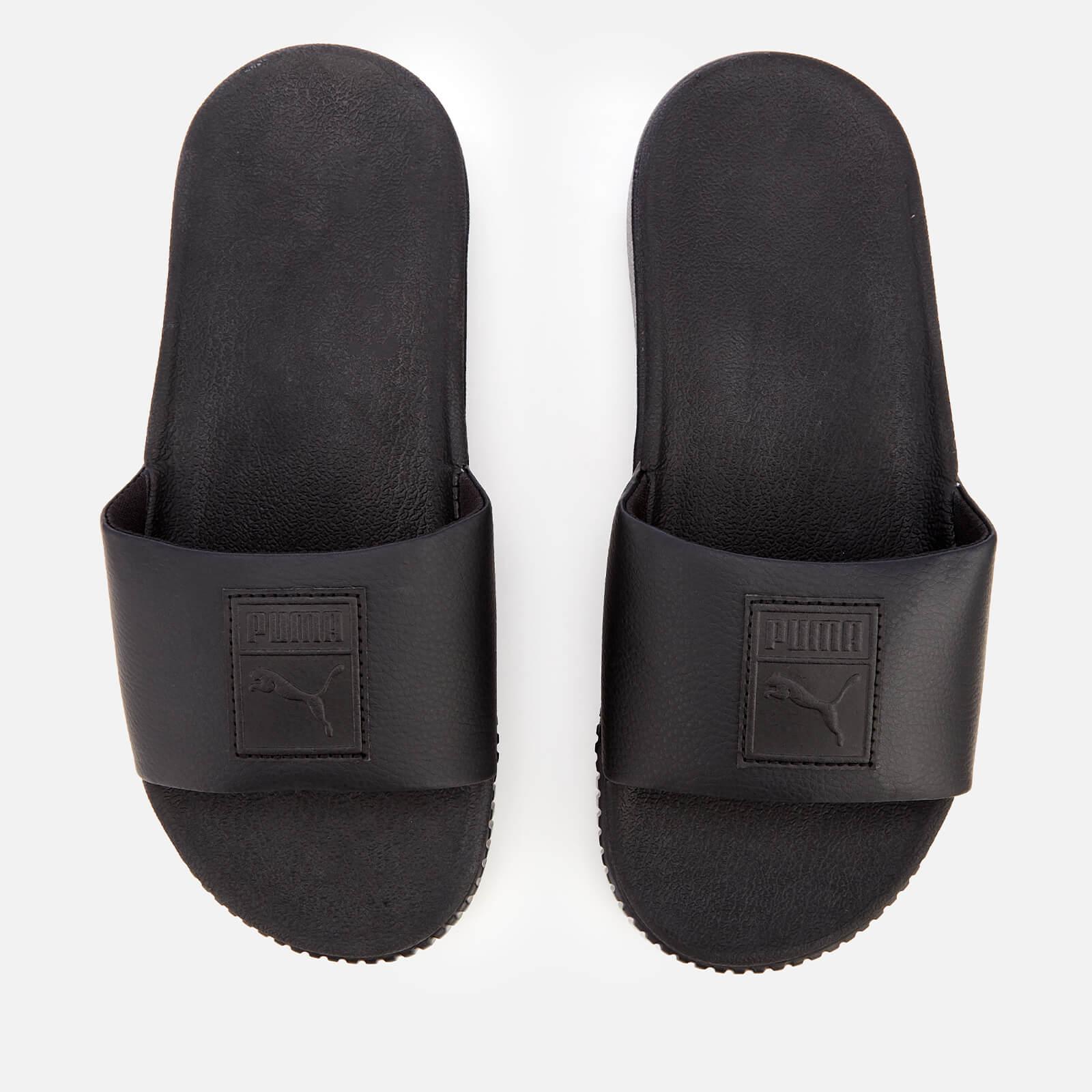Puma Women's Platform Slide Sandals Puma BlackPuma Black