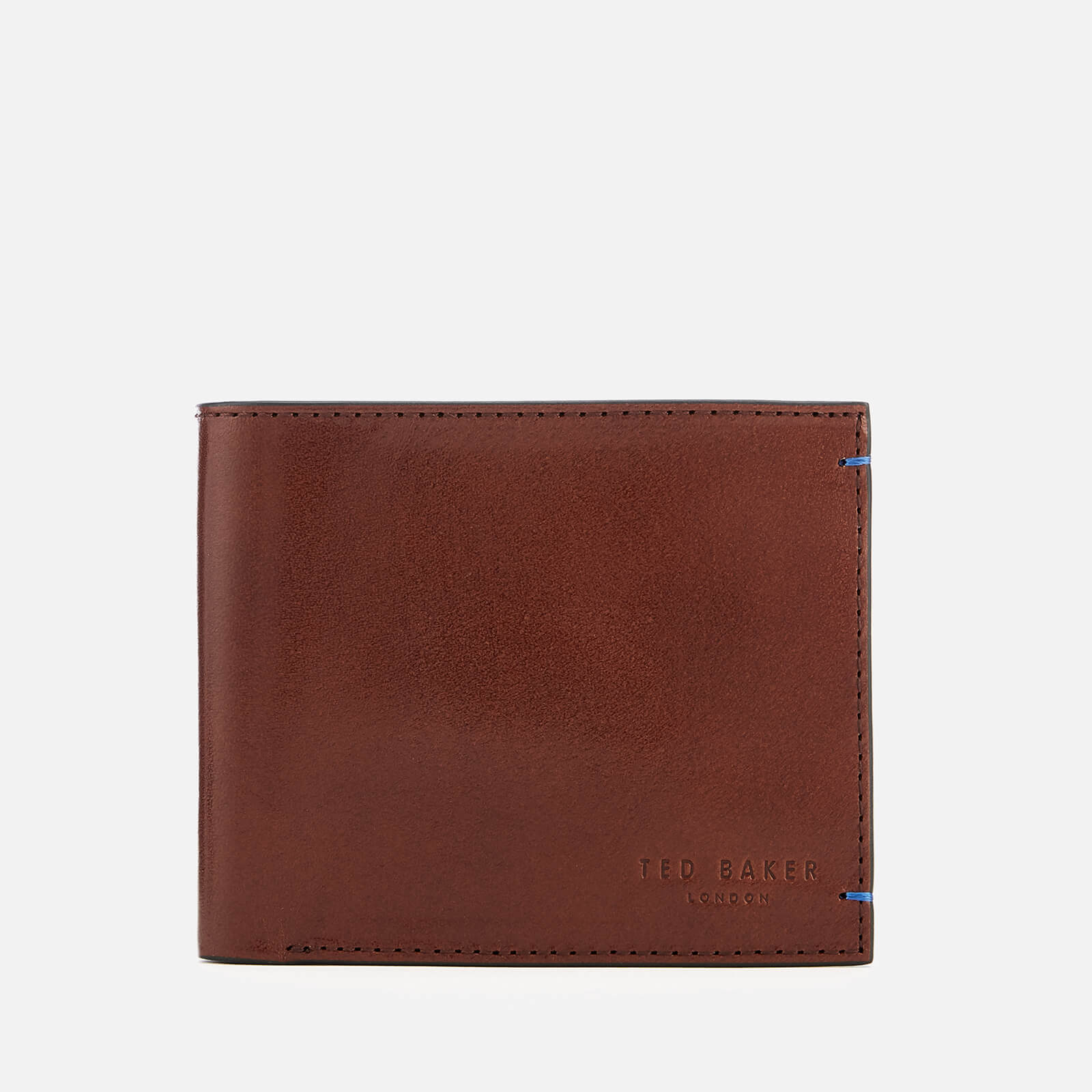 f48535c1a Ted Baker Men s Lander Contrast Bifold Wallet - Tan Mens Accessories ...
