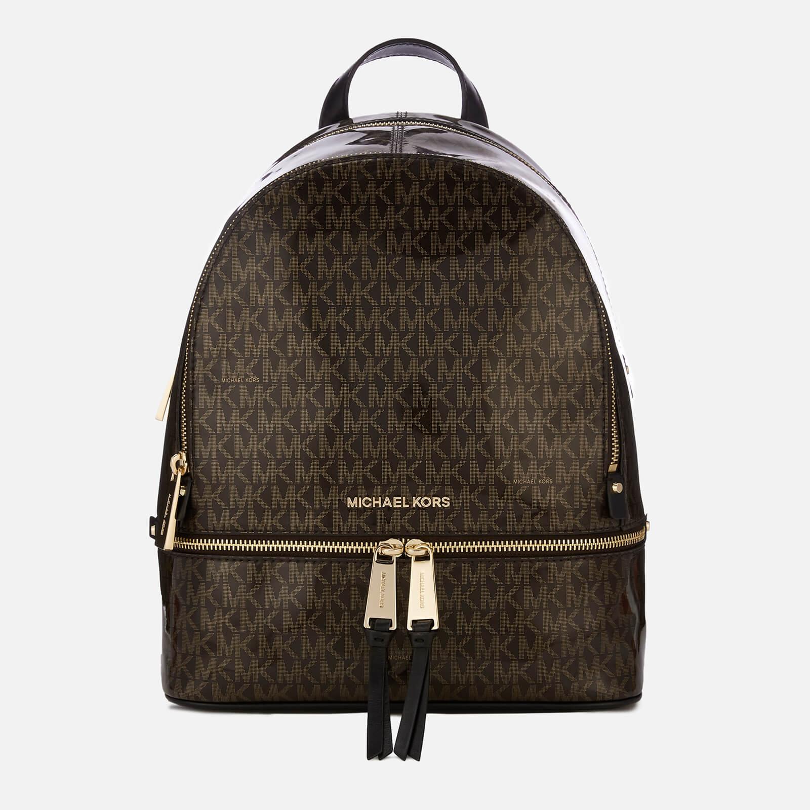 5faf6bf3a35486 MICHAEL MICHAEL KORS Women's Rhea Zip Backpack - Signature Womens  Accessories | TheHut.com