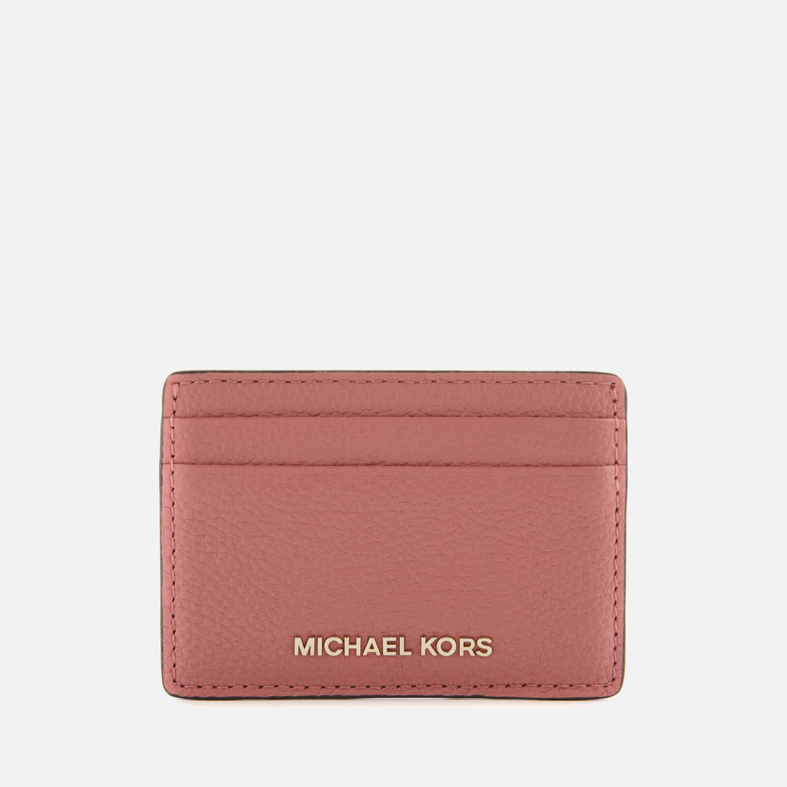 3747429fa0e2 MICHAEL MICHAEL KORS Women s Money Pieces Card Holder - Rose - Free UK  Delivery over £50