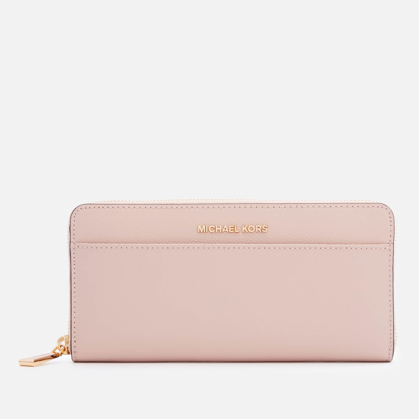 2f47d330a828 MICHAEL MICHAEL KORS Women's Money Pieces Pocket Continental Purse - Soft  Pink Womens Accessories | TheHut.com