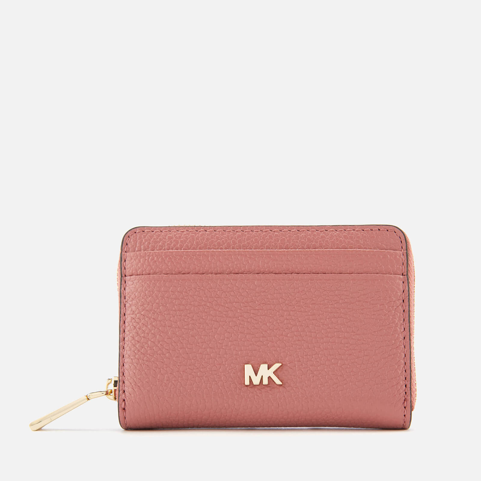 3cfaebff3f83b MICHAEL MICHAEL KORS Women s Money Pieces Coin Card Case - Rose - Free UK  Delivery over £50