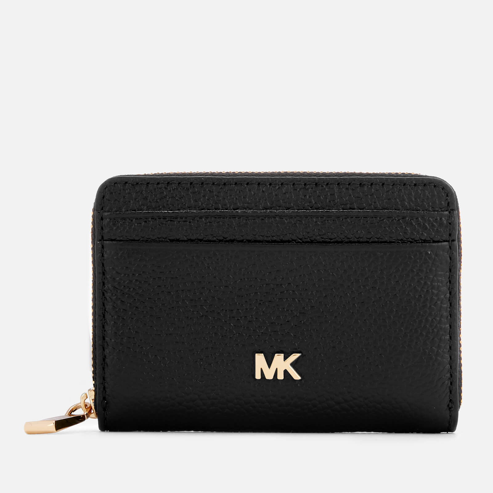 5e1a12064714 MICHAEL MICHAEL KORS Women s Money Pieces Coin Card Case - Black - Free UK  Delivery over £50
