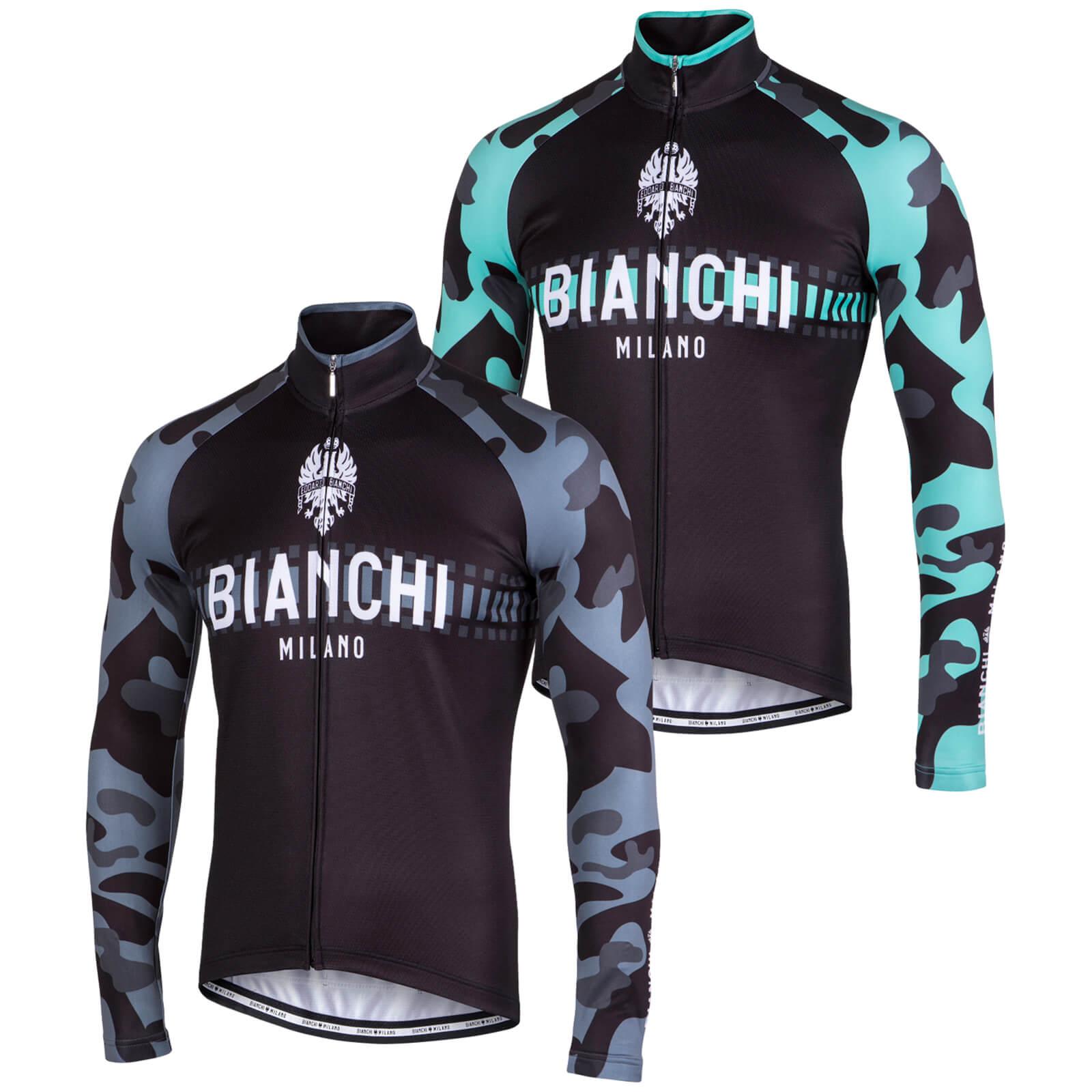 Bianchi Brennero Long Sleeve Jersey  19ba3bbac