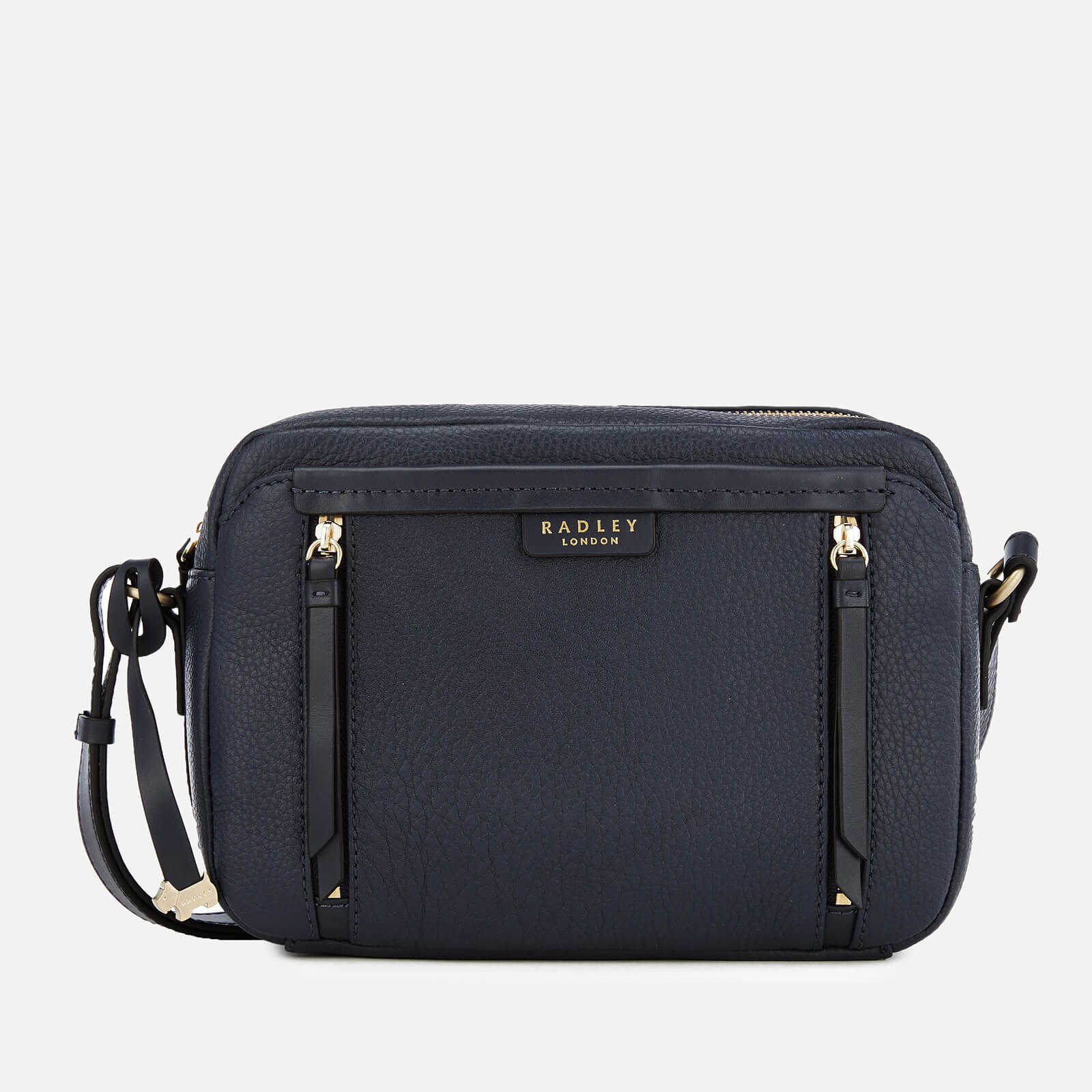 best sale thoughts on buy cheap Radley Women's Penhurst Zip Medium Cross Body Zip Top Bag - Ink